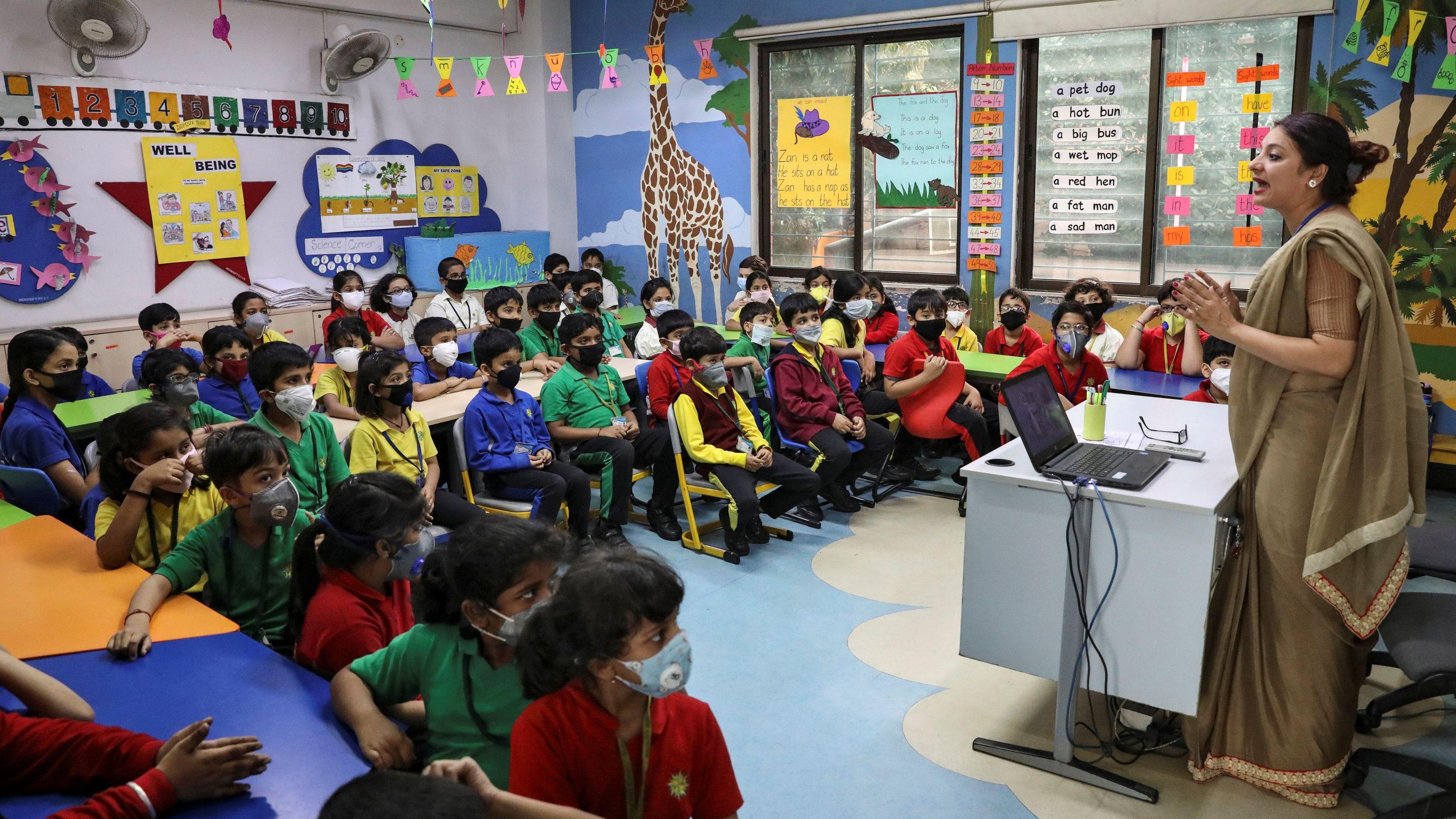 Coronavirus pandemic may boost India ed-tech amid school shutdown ...