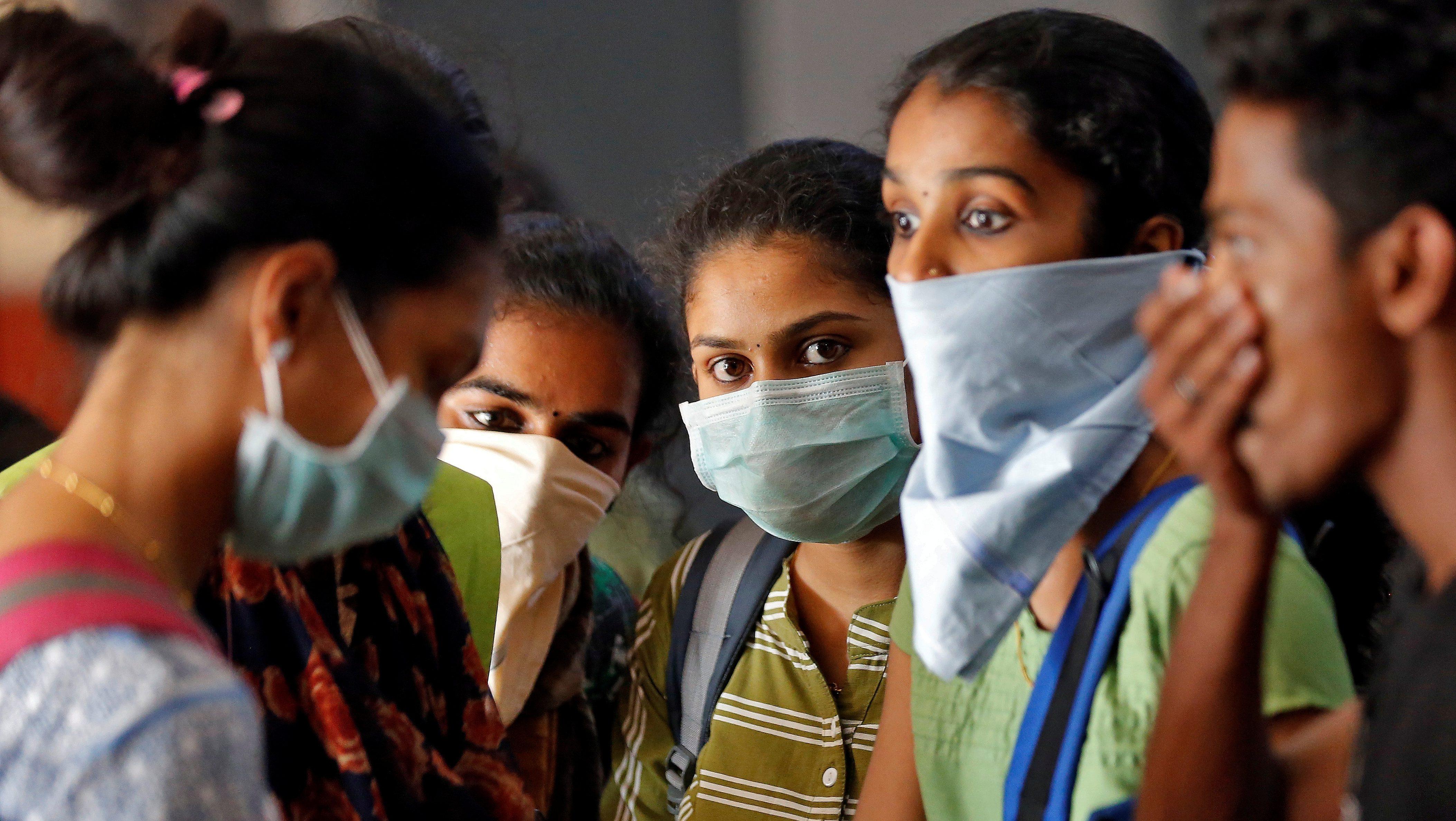 Coronavirus-India-Pandemic