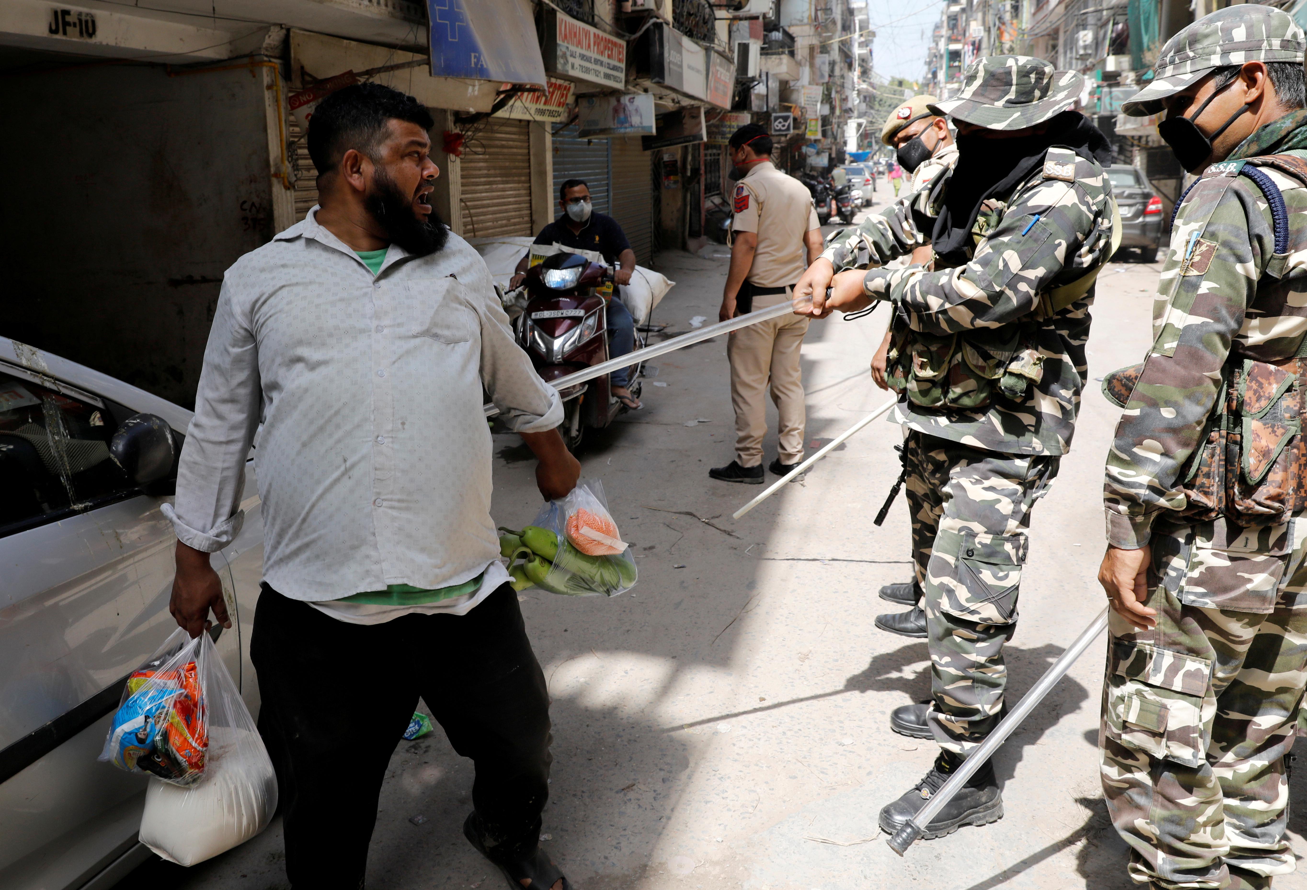 India-Coronavirus-lockdown-police-brutality