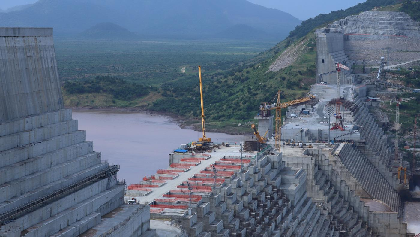 Colonial-era Nile river treaties are to blame for the unresolved dispute over Ethiopia's dam