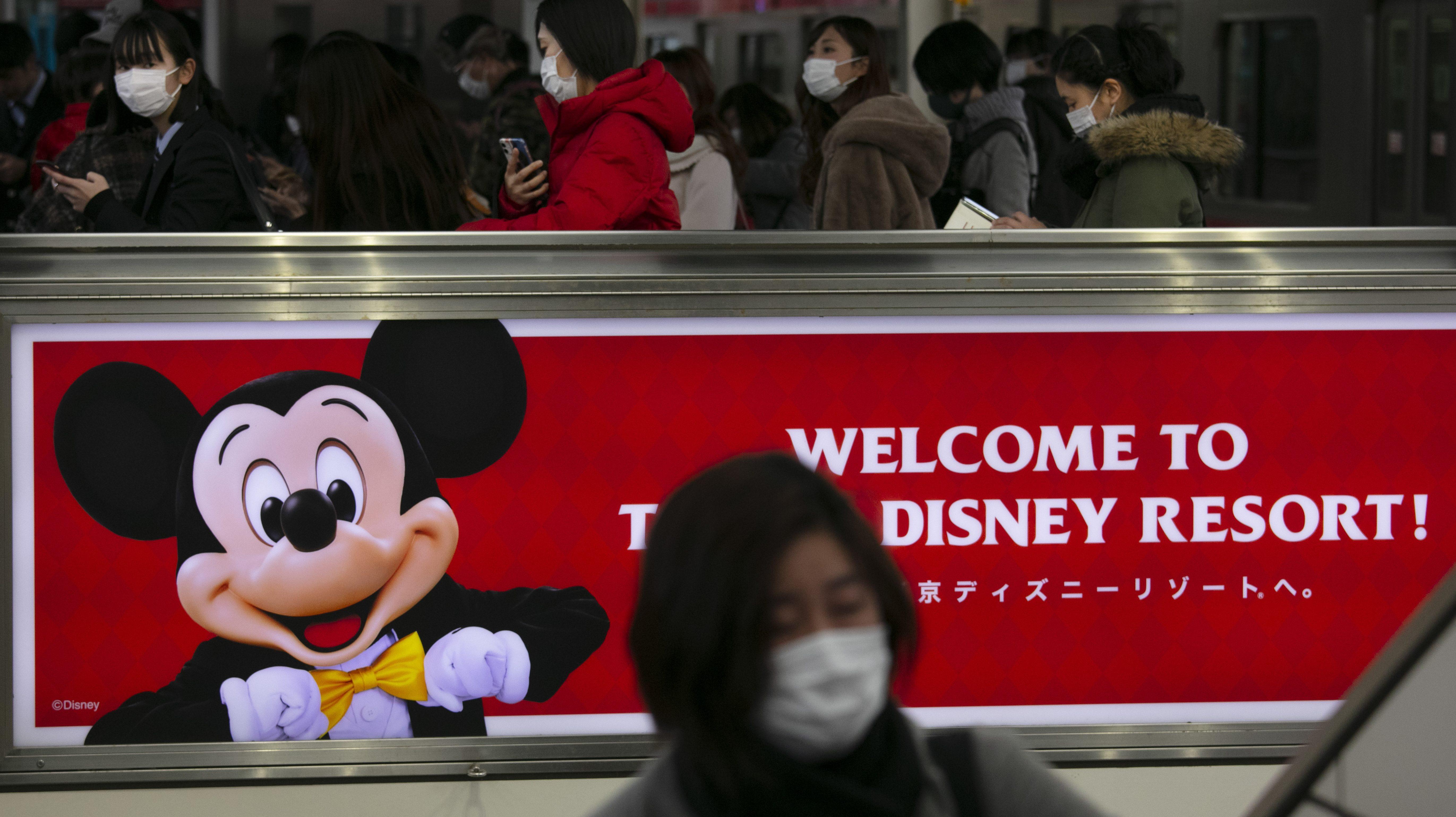 Disney Parks Are Still Open Despite Coronavirus But For Much