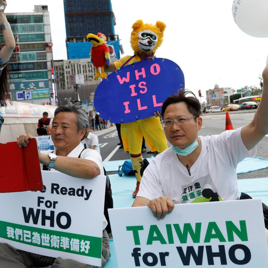 Taiwan-China conflict is disrupting WHO's fight against Covid-19 ...