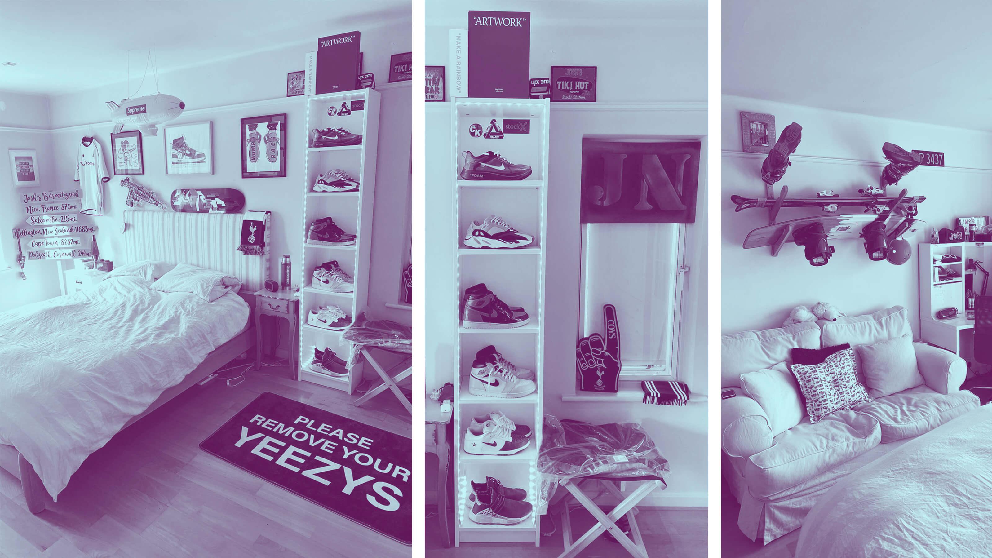 Gen Z S Bedrooms Around The World Illustrated Quartz
