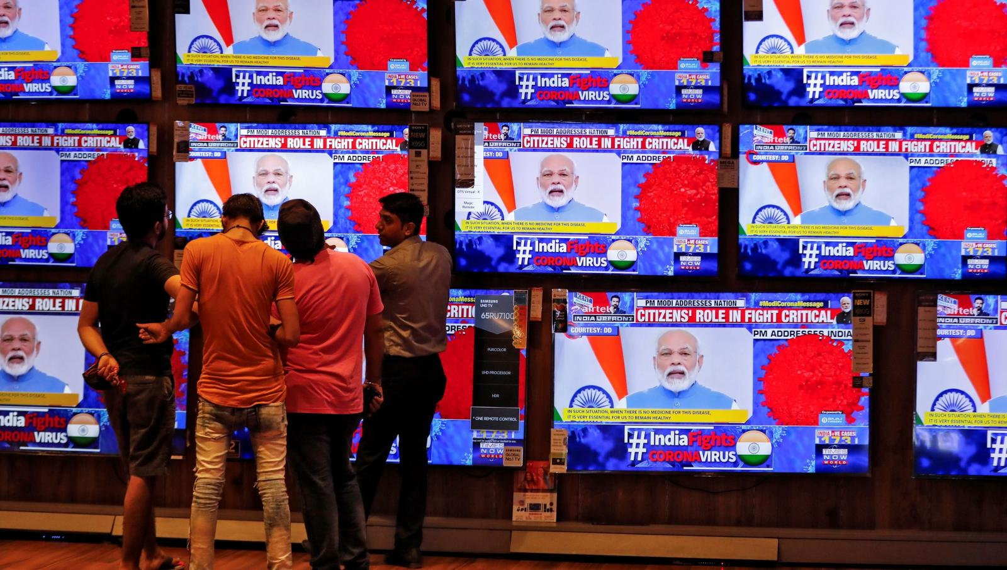 Coronavirus creates opportunities and challenges for Indian media — Quartz  India