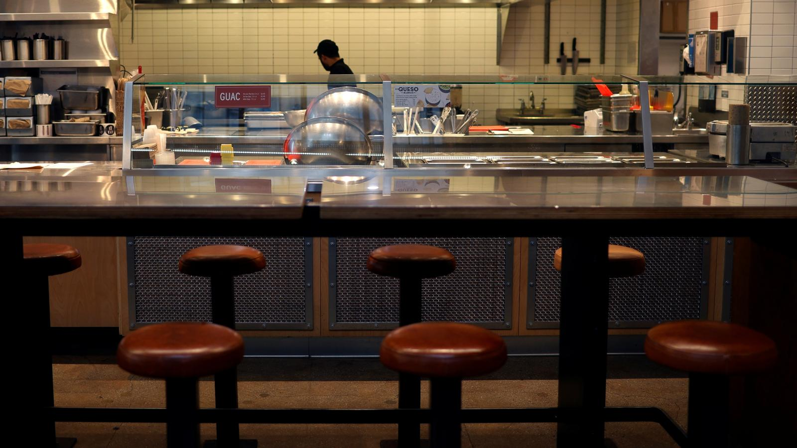 Bars And Restaurants Account For 60 Of All Us Jobs Lost In March
