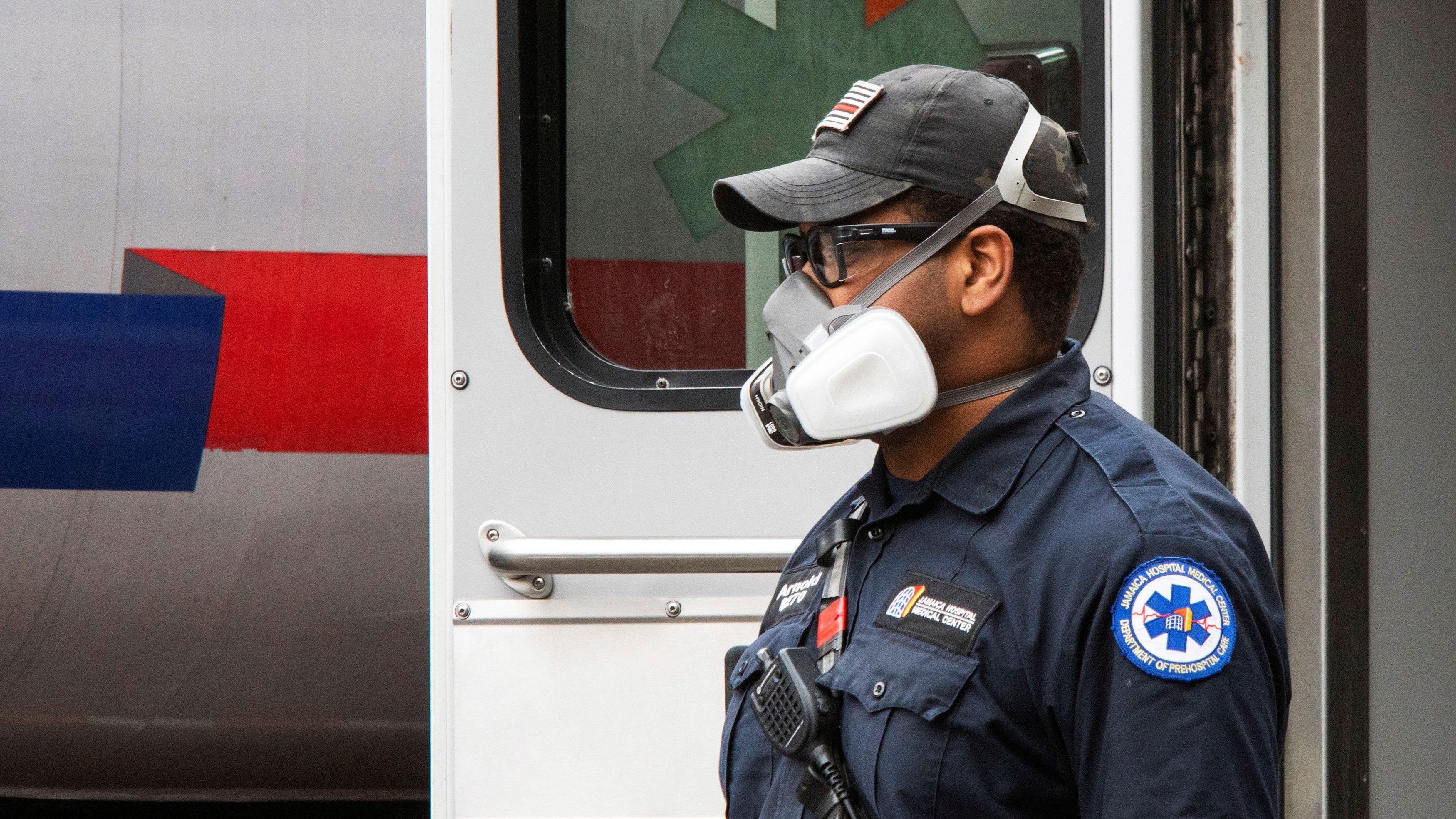 healthcare worker Queens new york