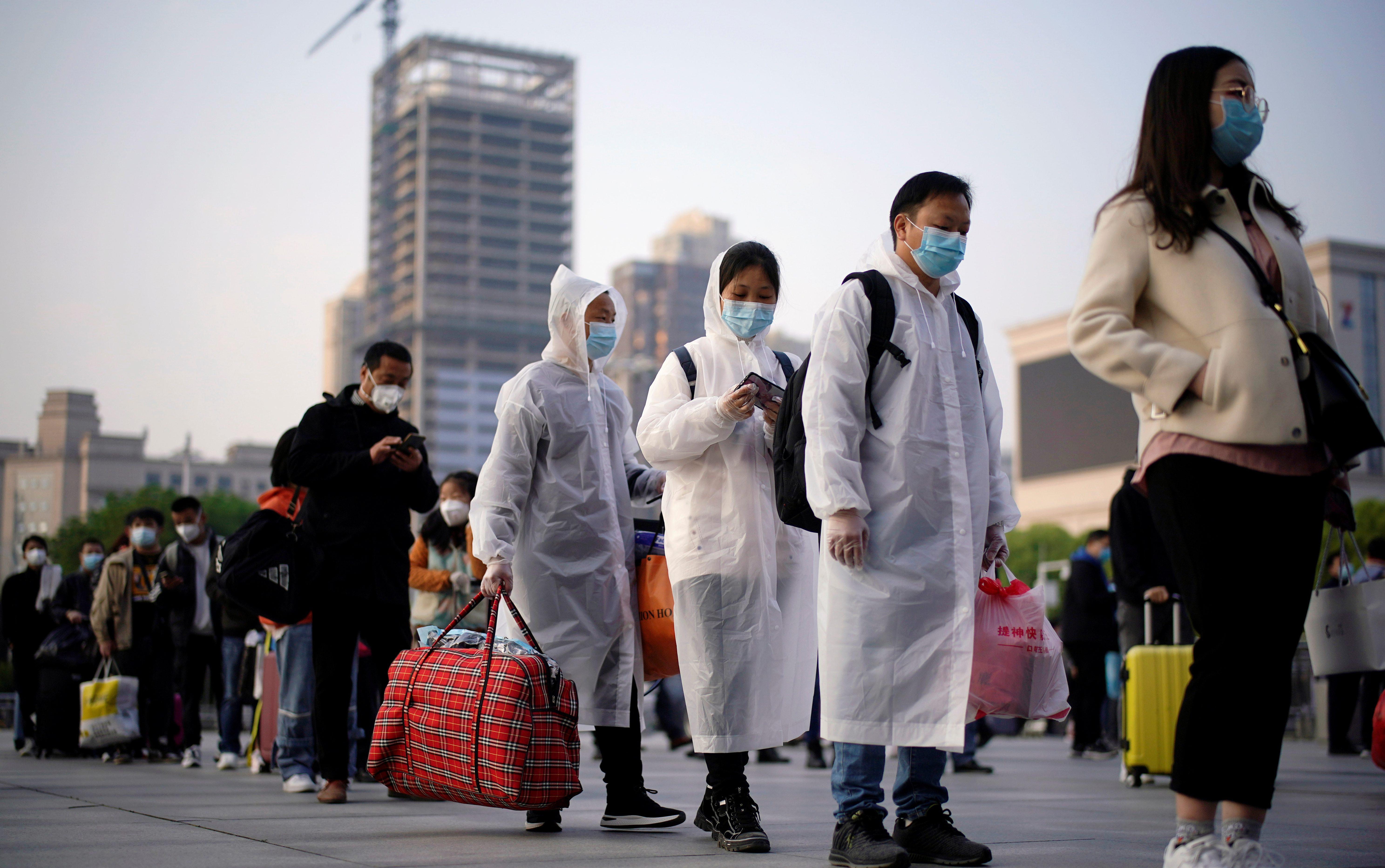 Wuhan, China lifts coronavirus lockdown after 77 days — Quartz