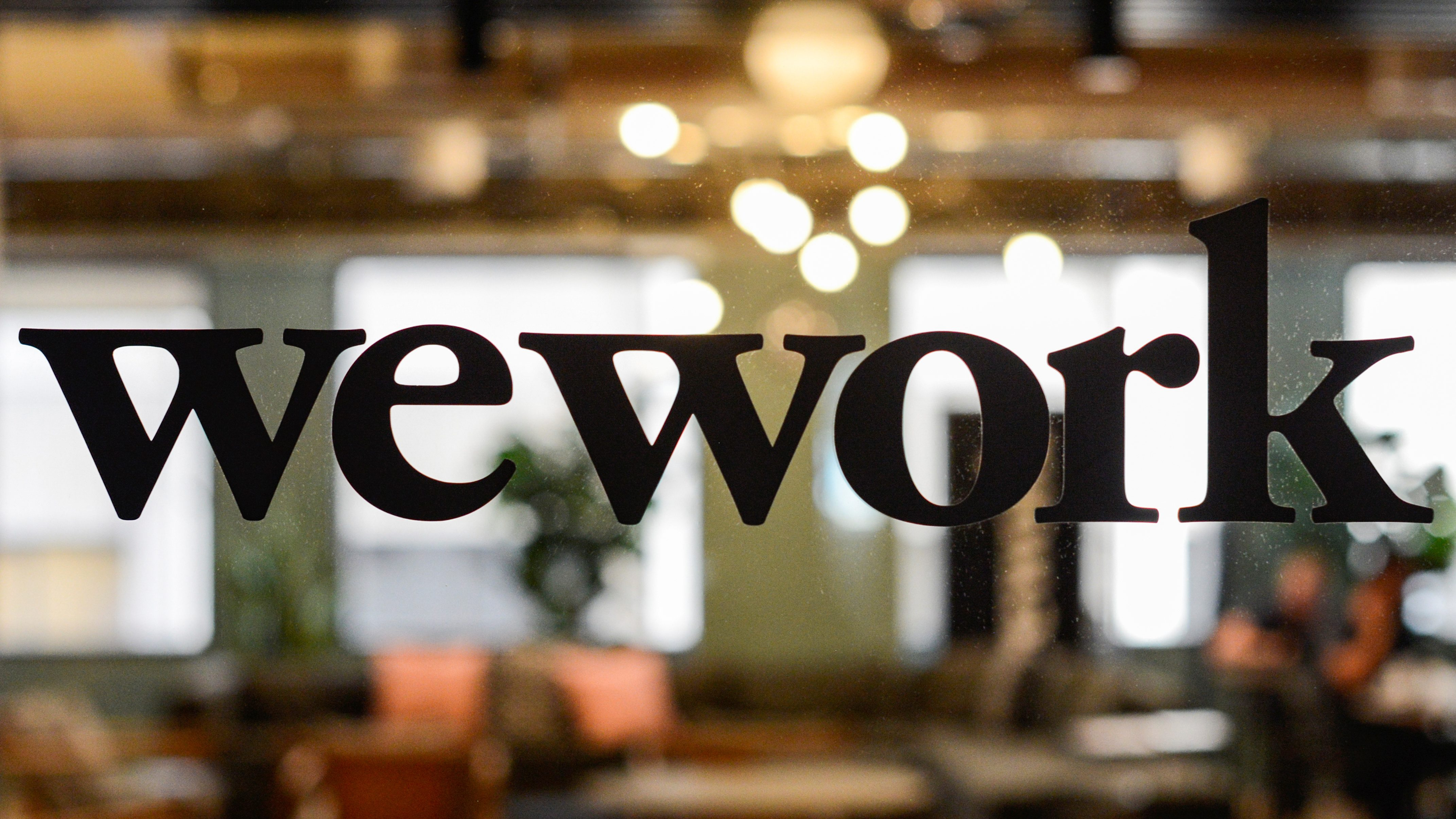 WeWork offices in San Francisco