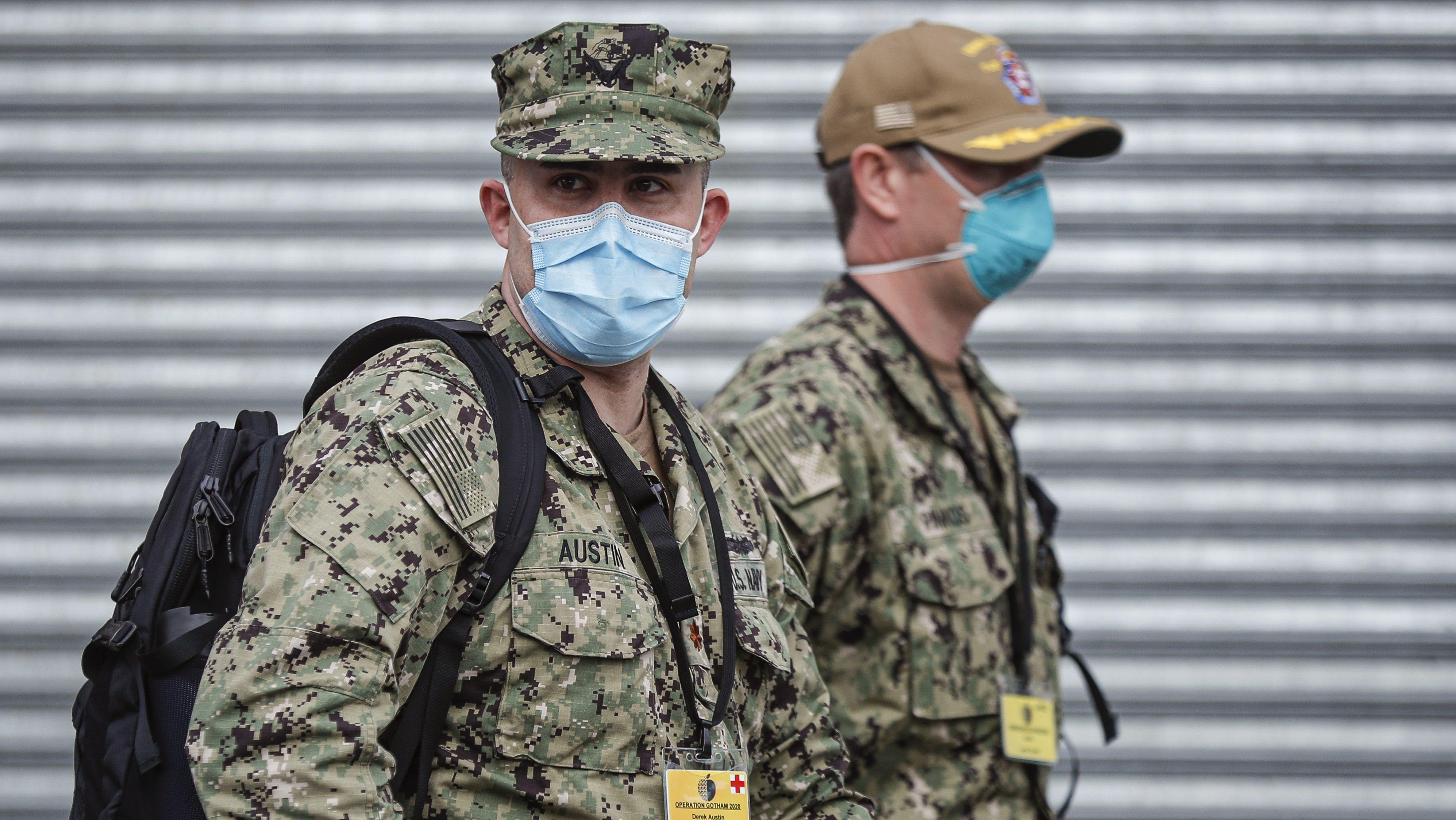 How the military secured experimental Covid-19 drug remdesivir — Quartz