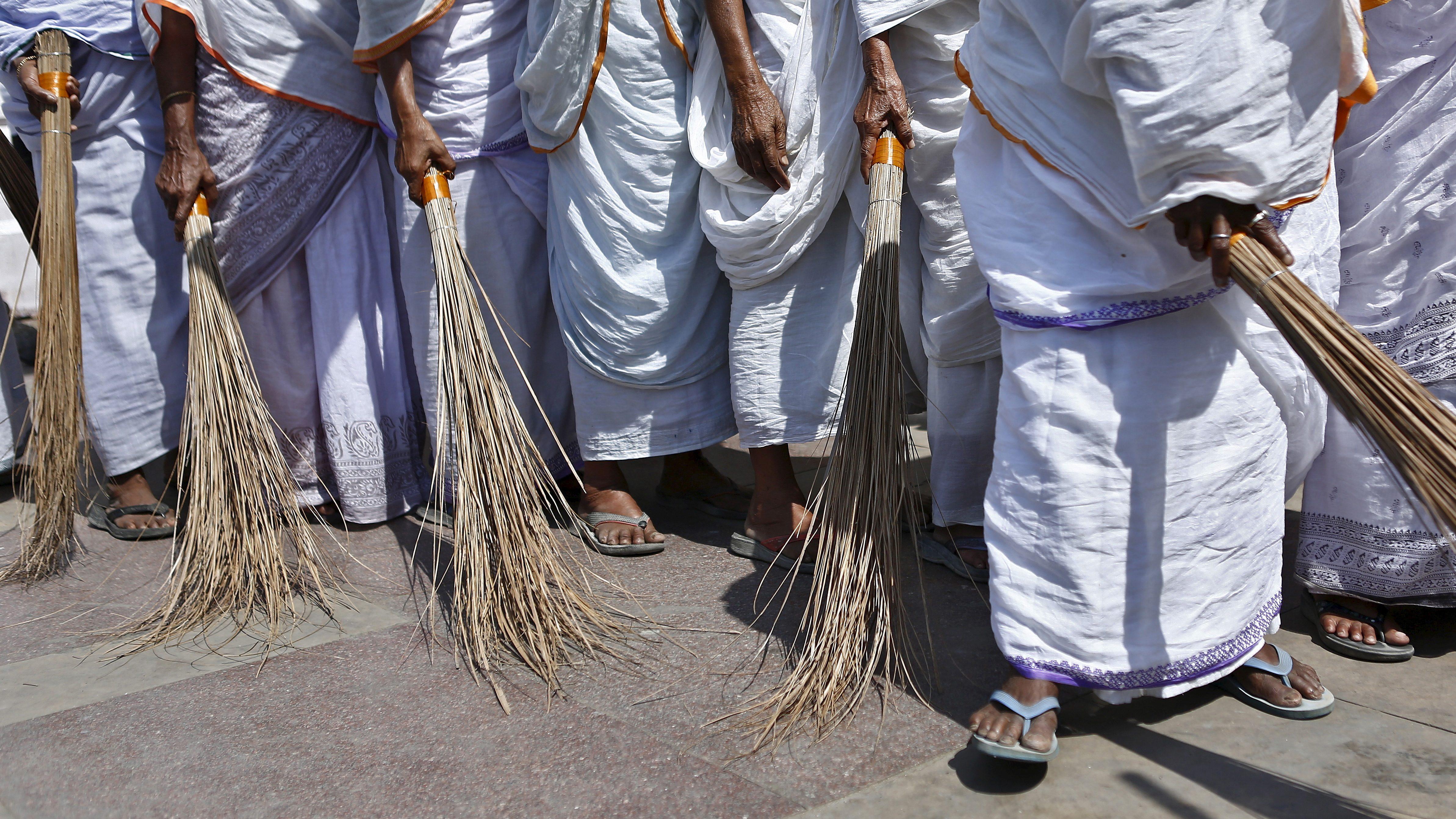 India-Modi-Swachh Bharat-Coronavirus