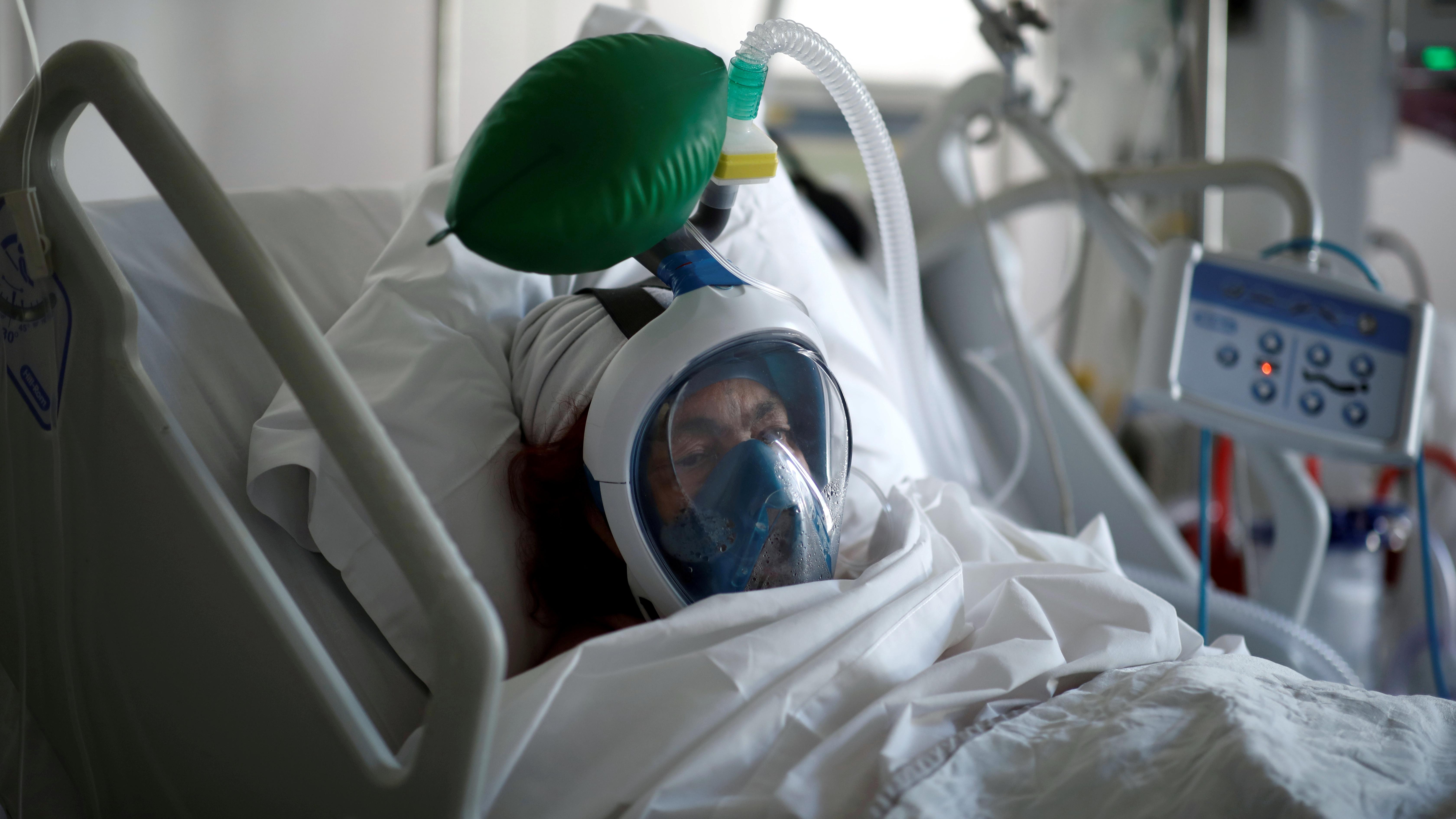 Doctors fighting coronavirus face a ventilator Catch-22 — Quartz