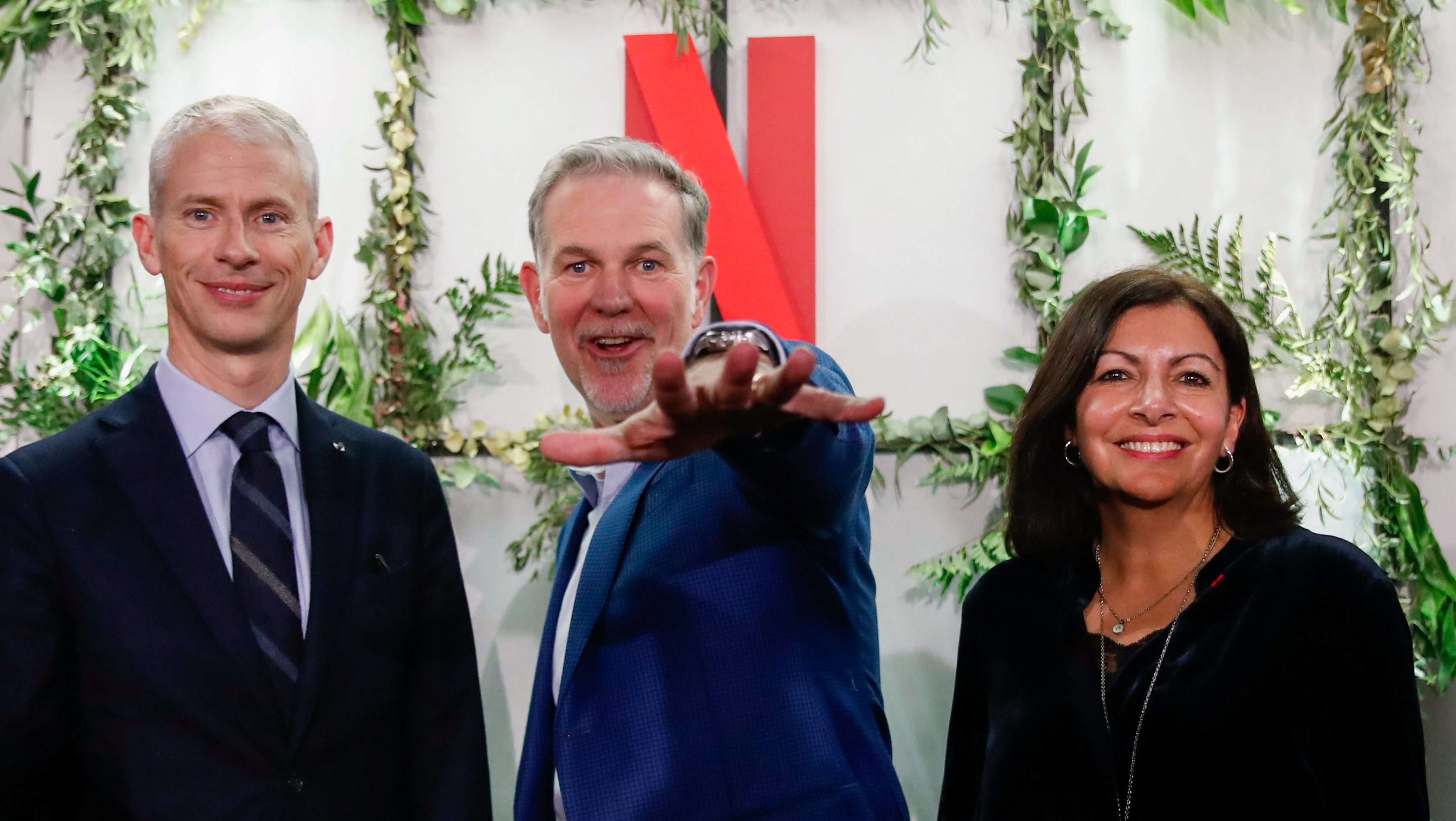 Why France is so important to Netflix growth Quartz