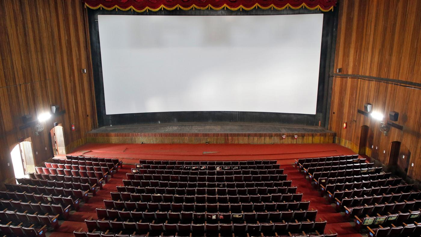 Will India's movie theatres pass the Covid-19 litmus test?