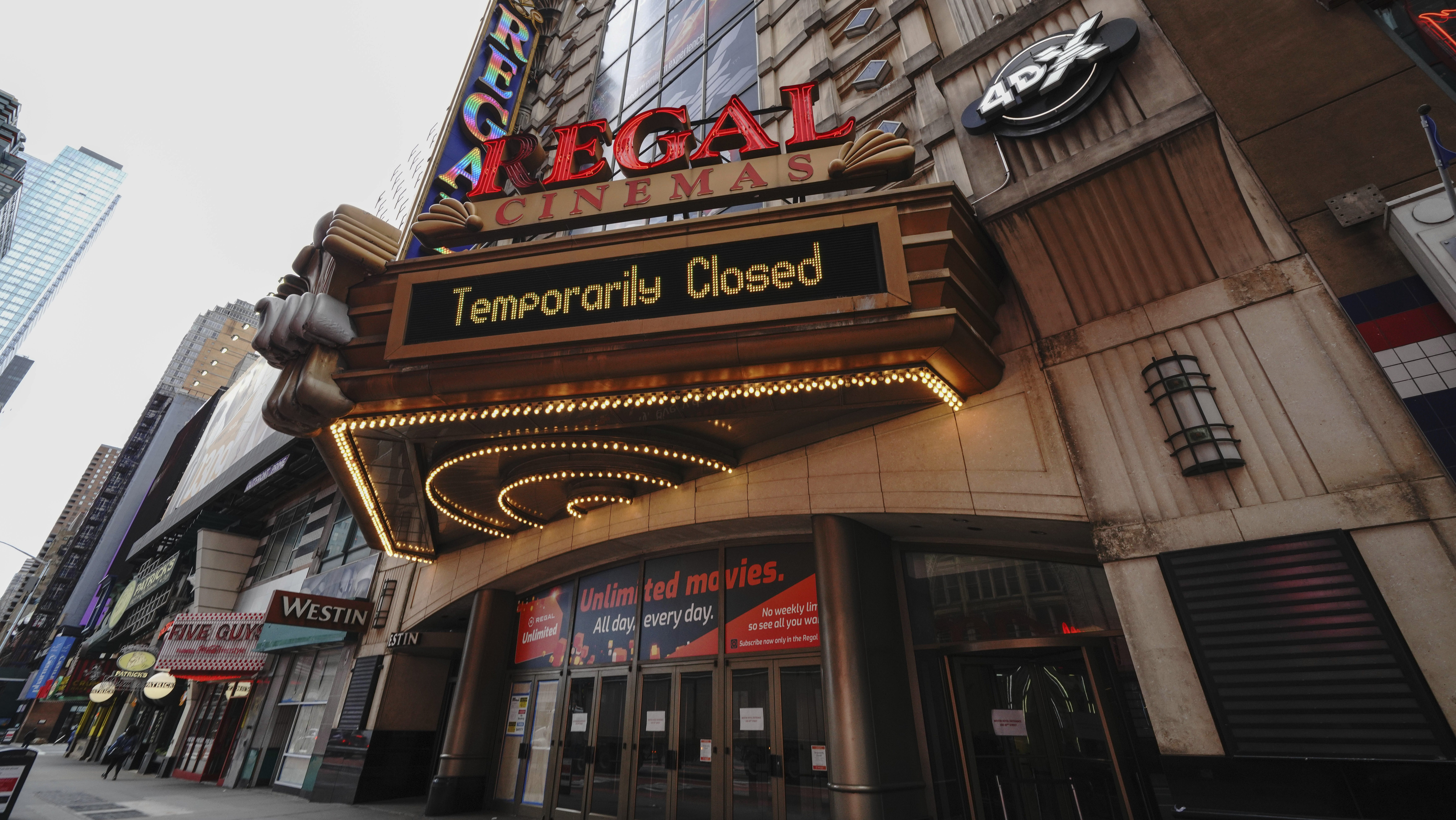 How Movie Theaters Can Safely Reopen After Covid 19 Quartz