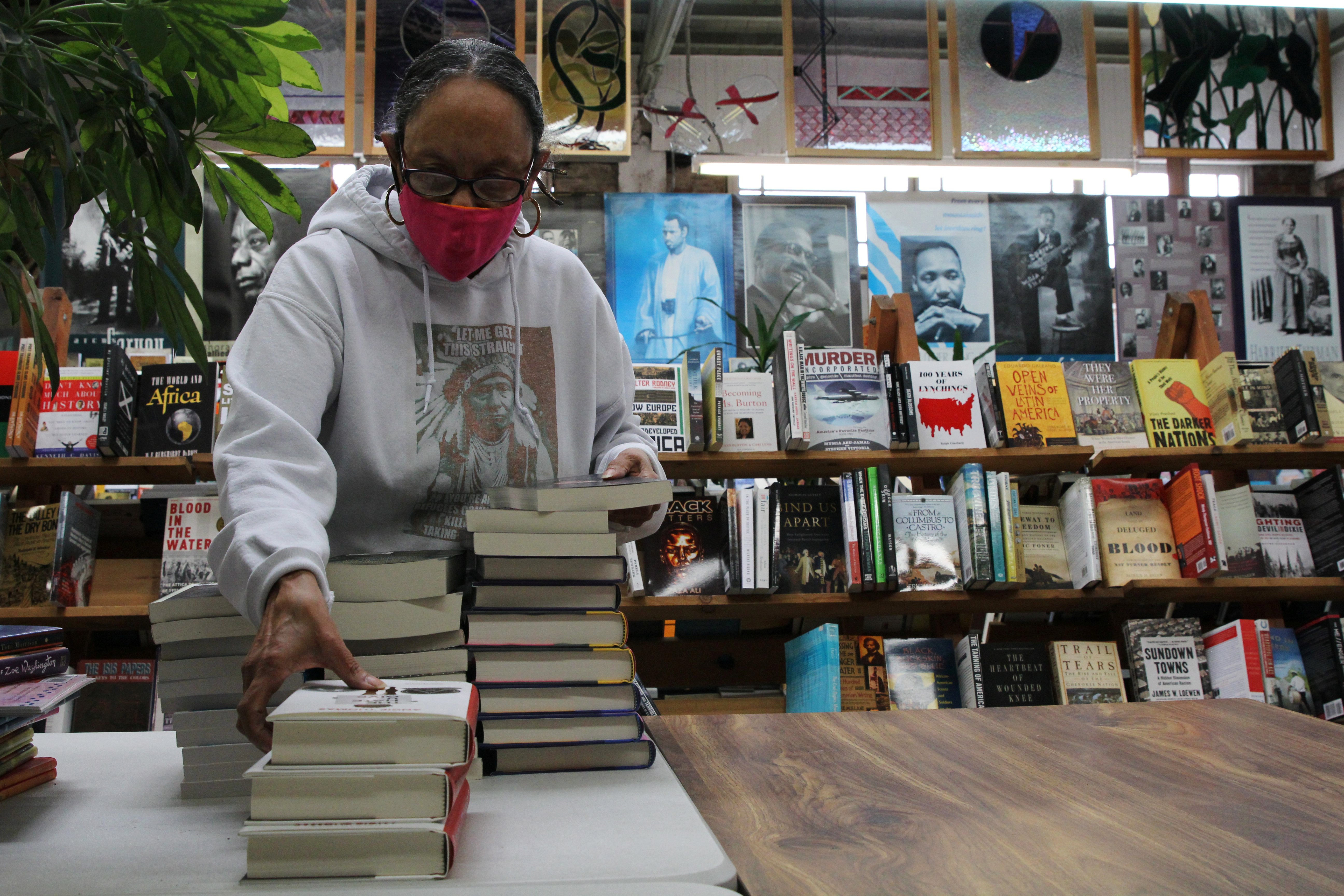 Black booksellers can't keep up with demand for anti-racist books.