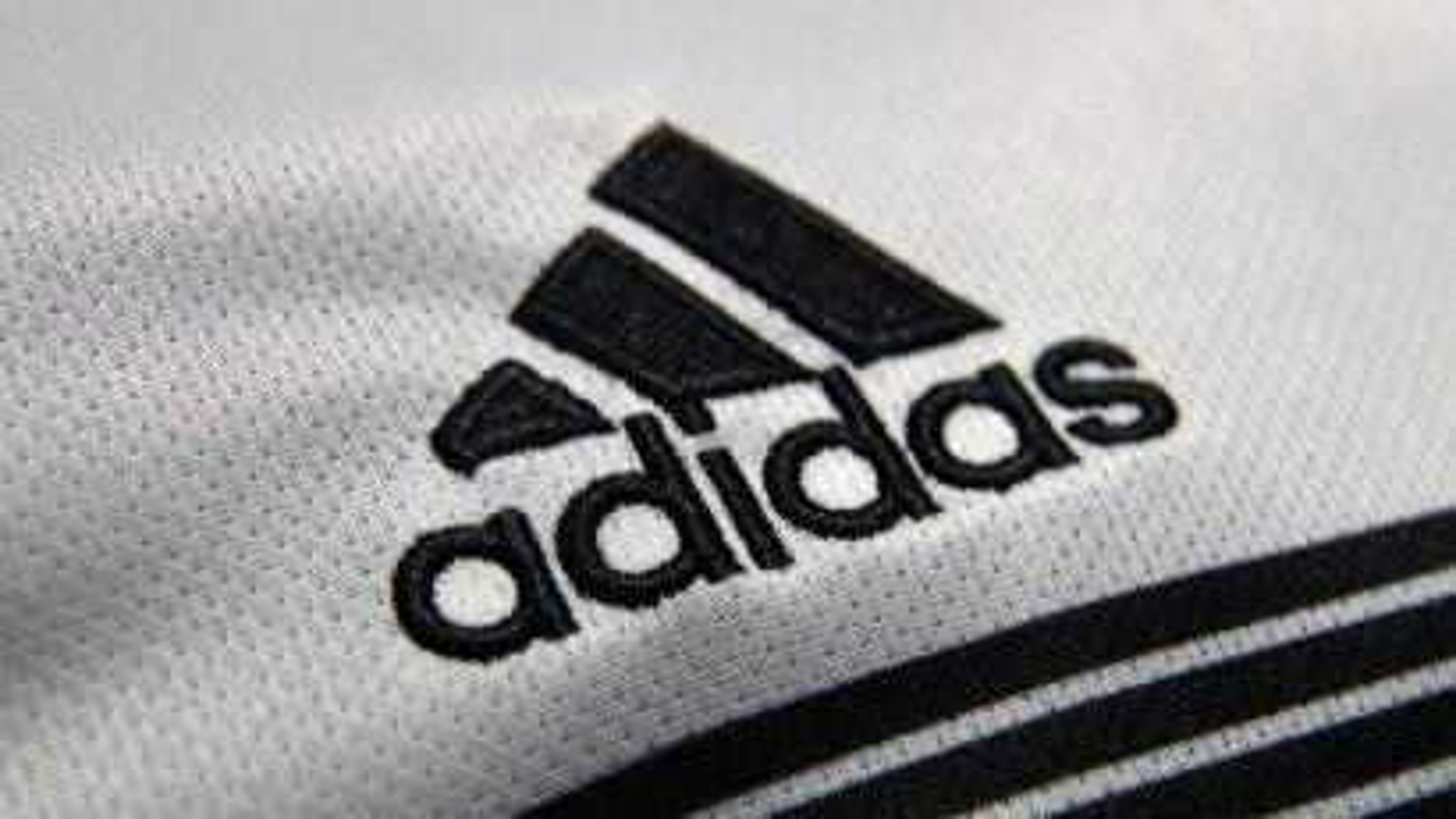 The Adidas logo