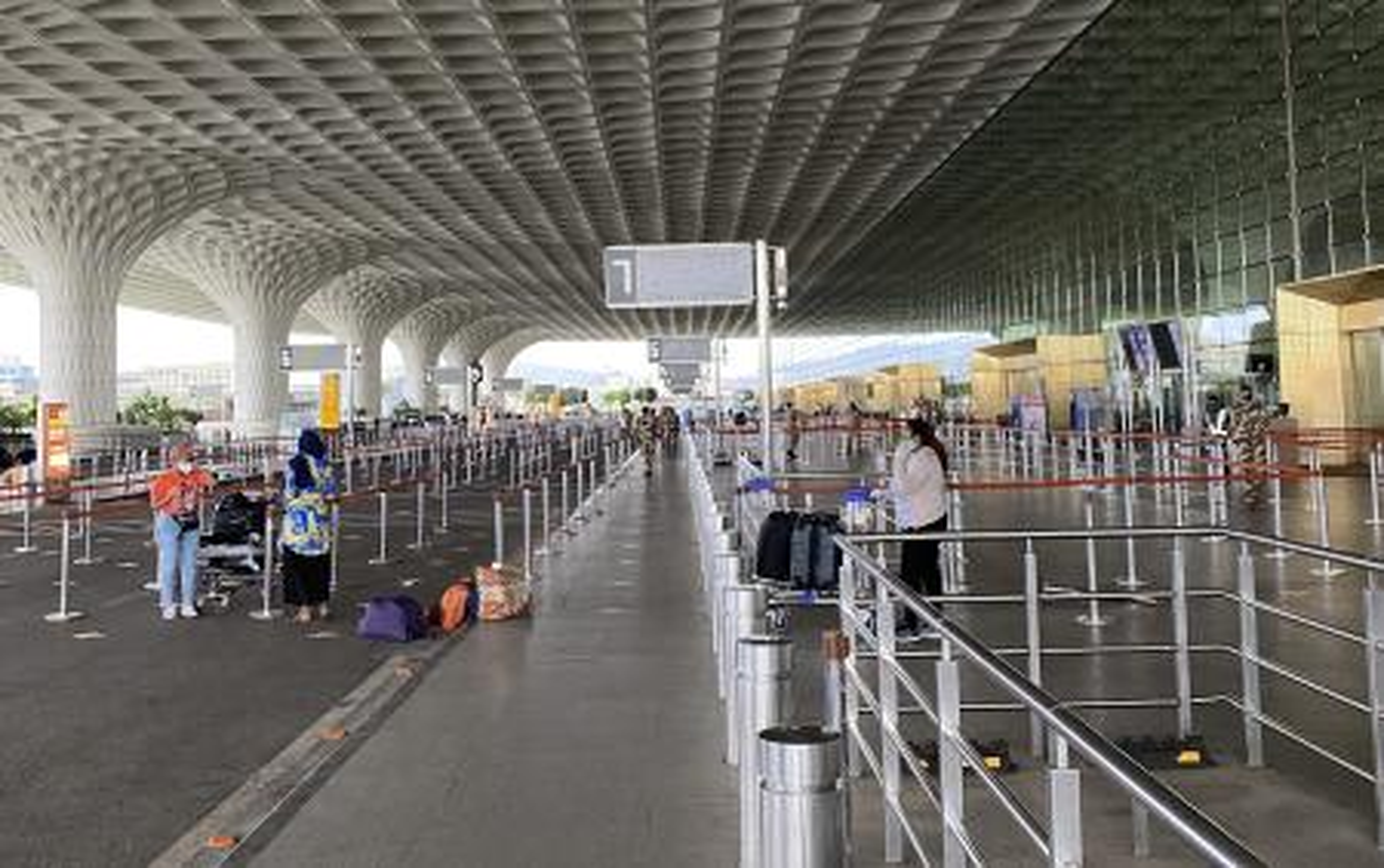 Aeroporto em Mumbai