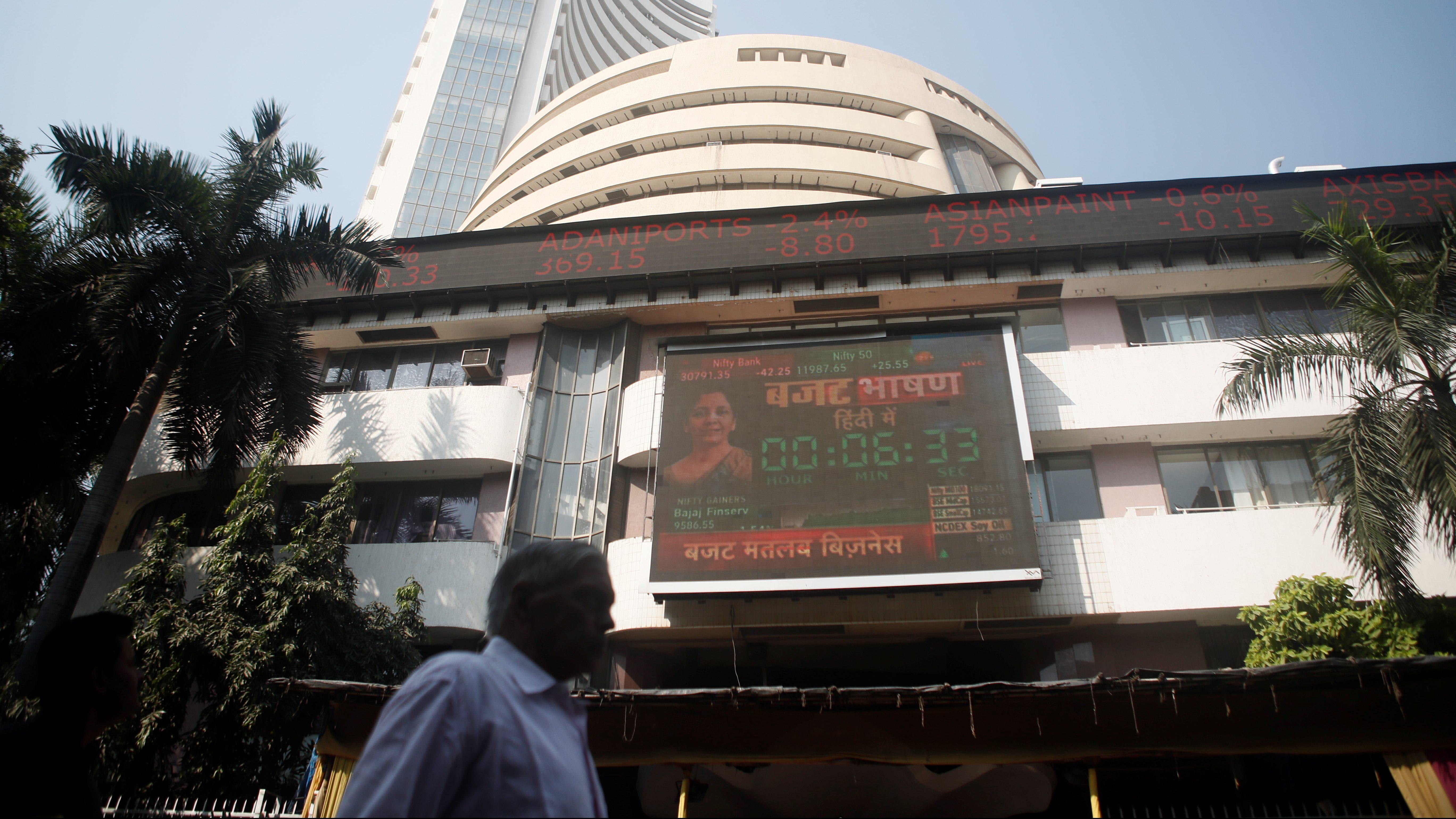 Stock market-Rally-Economic slowdown