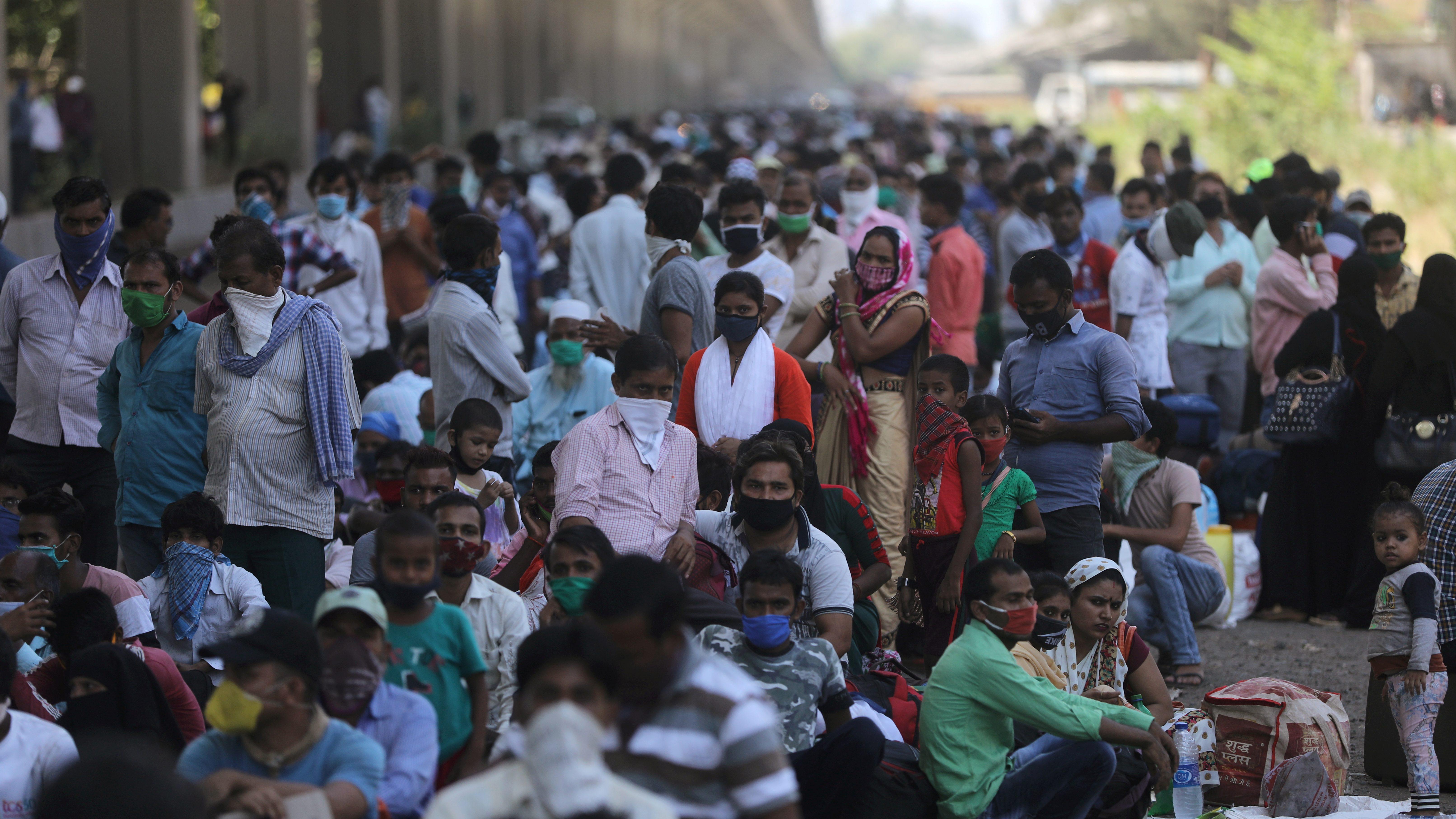 Migrants-Economic slowdown-Investments