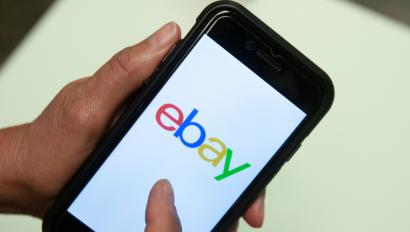 ebay on phone