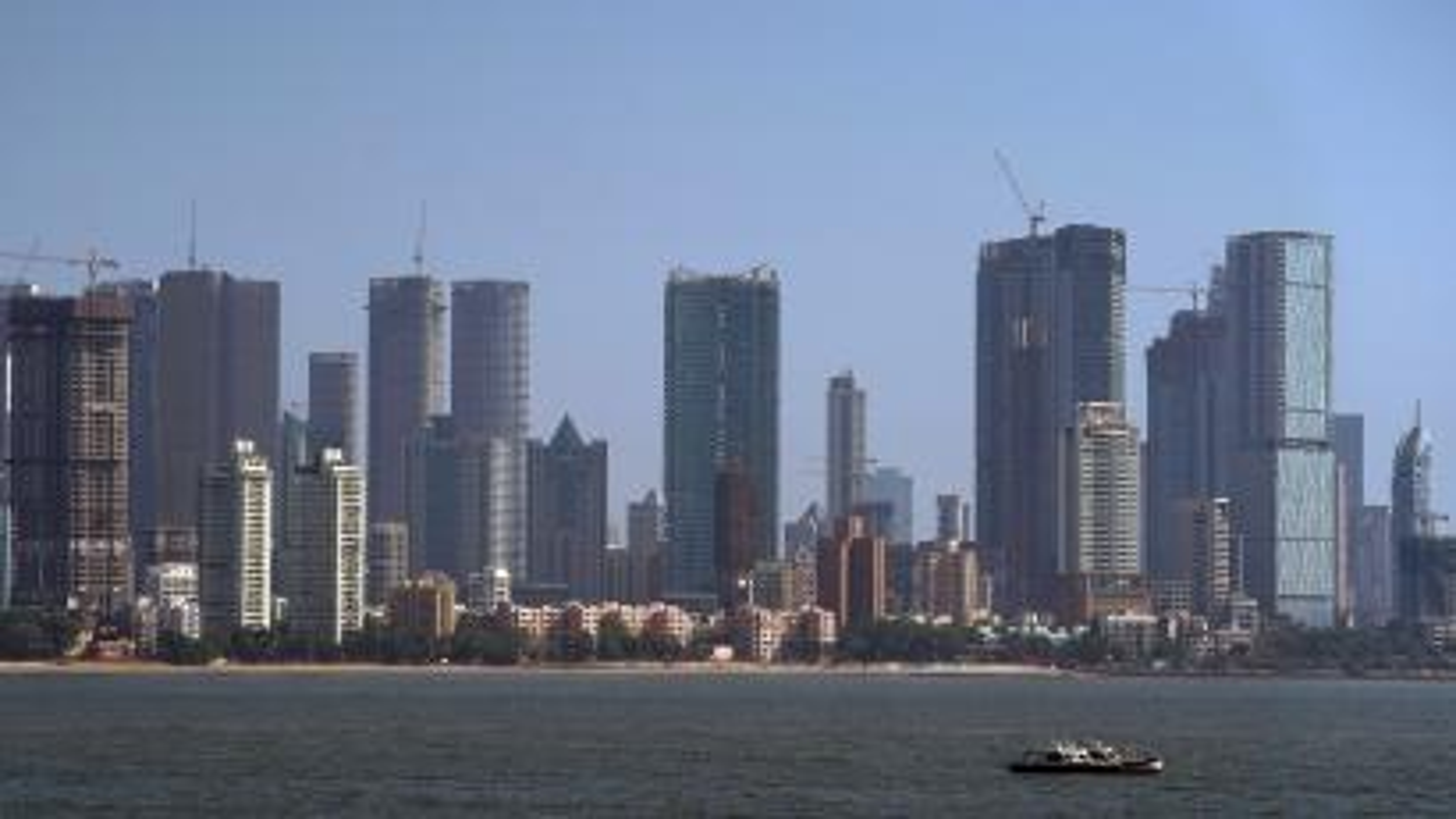 Mumbai-Financial sector-India