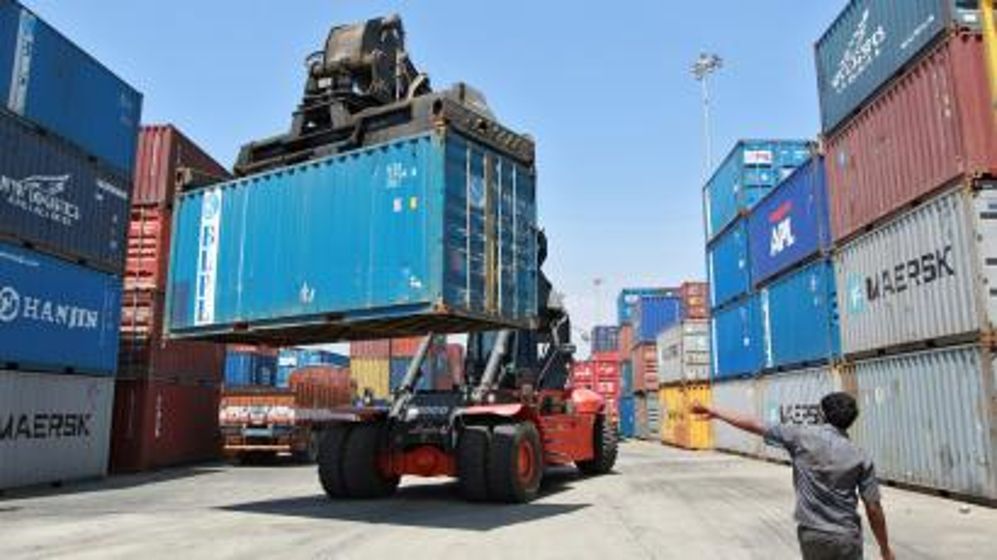 India-Current account surplus-Trade balance