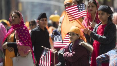 Sikh Day Parade New York