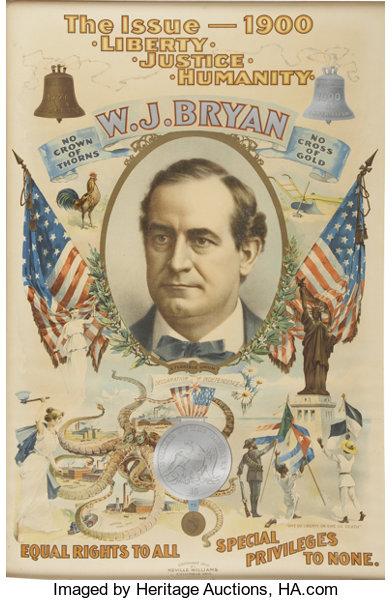 Polvo poster WJ Bryan
