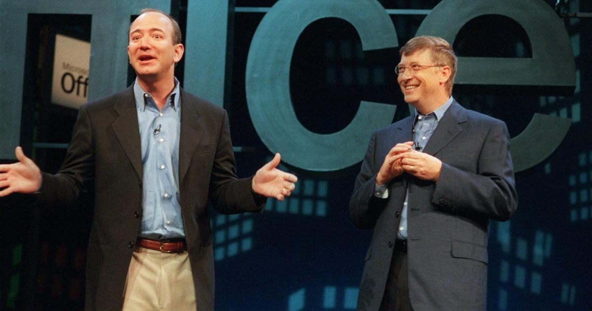 World Richest Person: Elon Musk has become second richest person in world outperforming Bill Gates while Amazon founder Jeff Bezos on top.