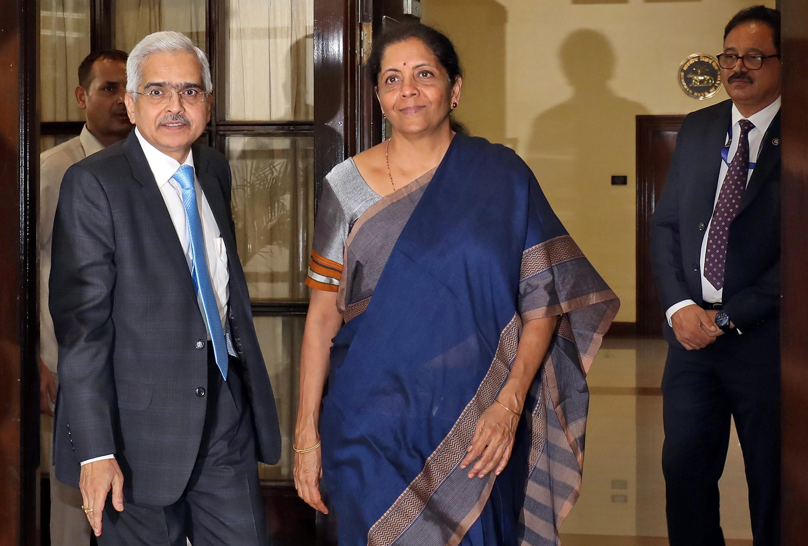 Nirmala Sitharaman-Economy-Banks