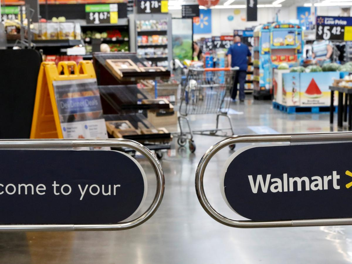 Walmart spends $3.3 million a day on Covid-19 cleaning and PPE — Quartz