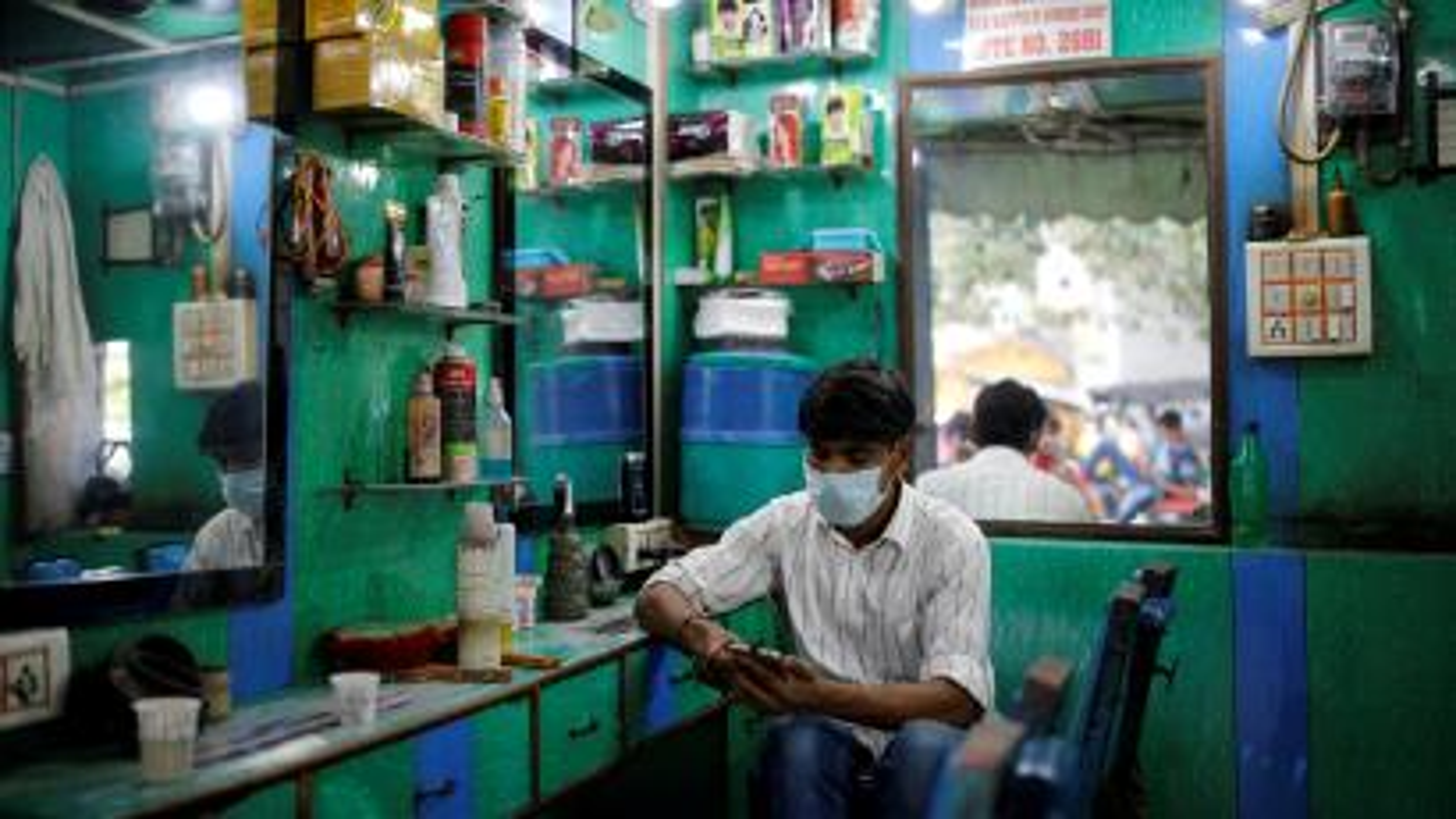 The spread of coronavirus disease (COVID-19) in Delhi