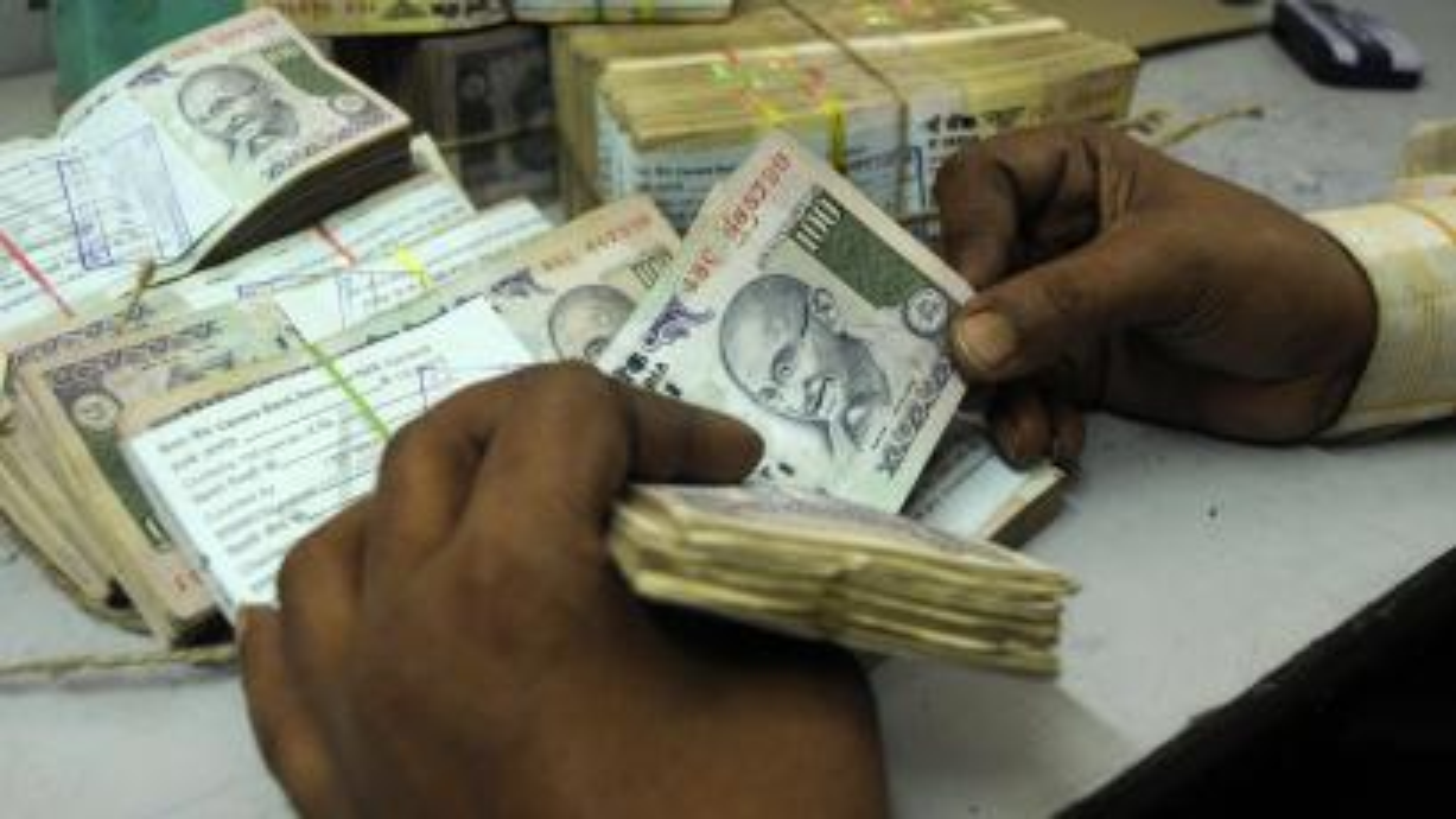 India-Banks-Cash