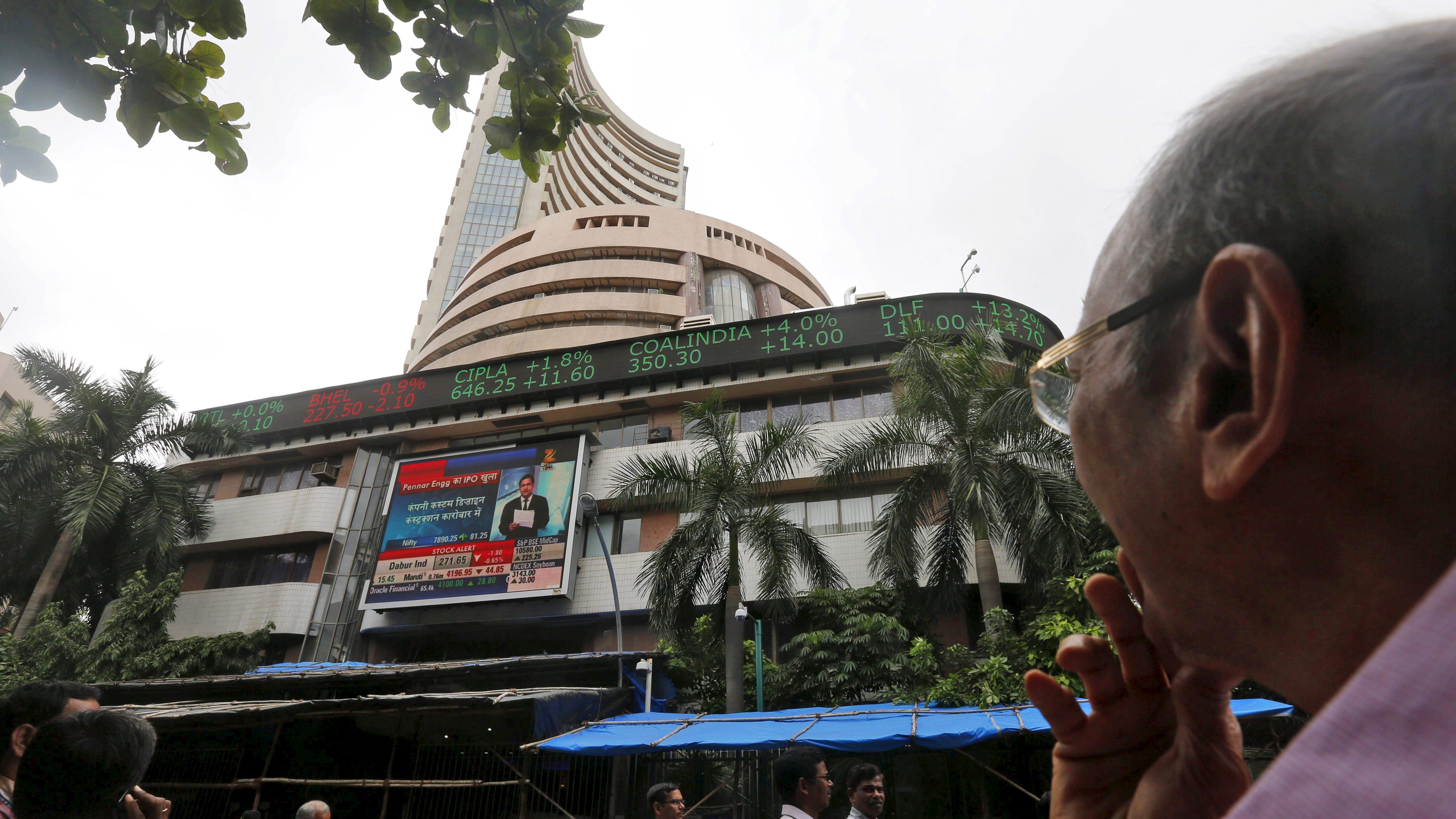 India-NBFC-Stock markets