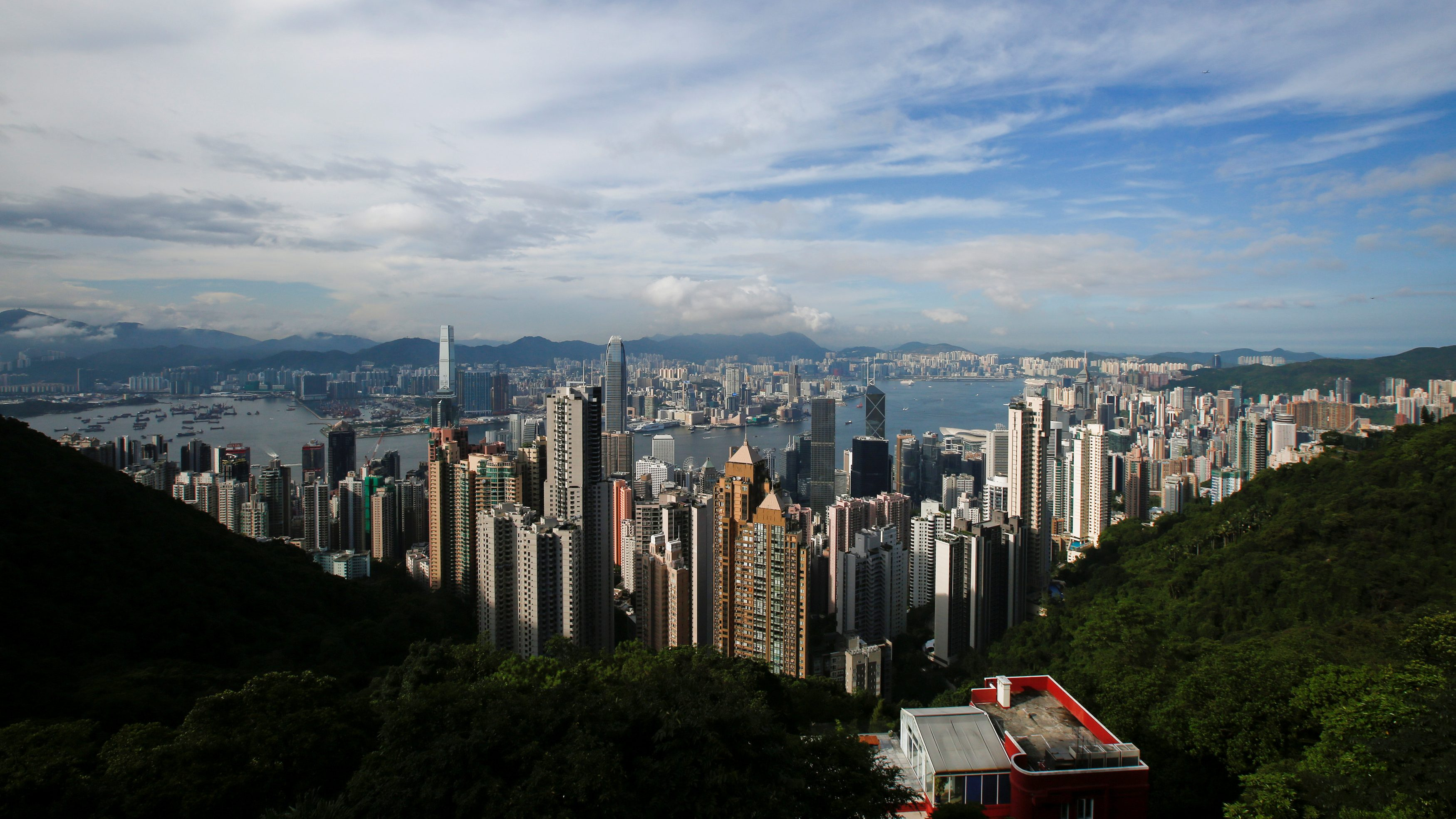 The past, present, and future of the fight to control Hong Kong