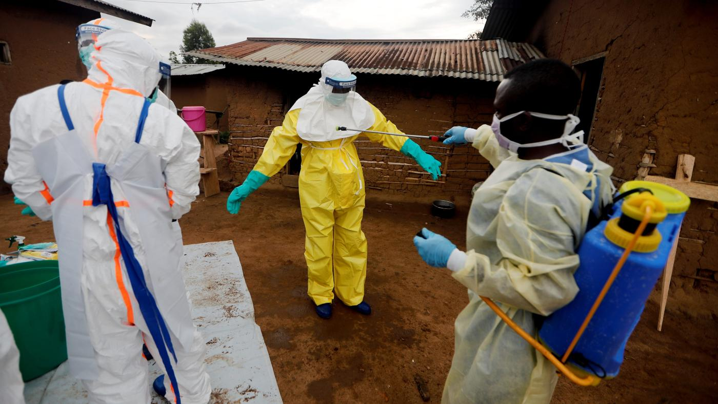 Scientists in Nigeria, Sierra Leone and US secure developed a $1 take a look at for Ebola and Lassa virus thumbnail