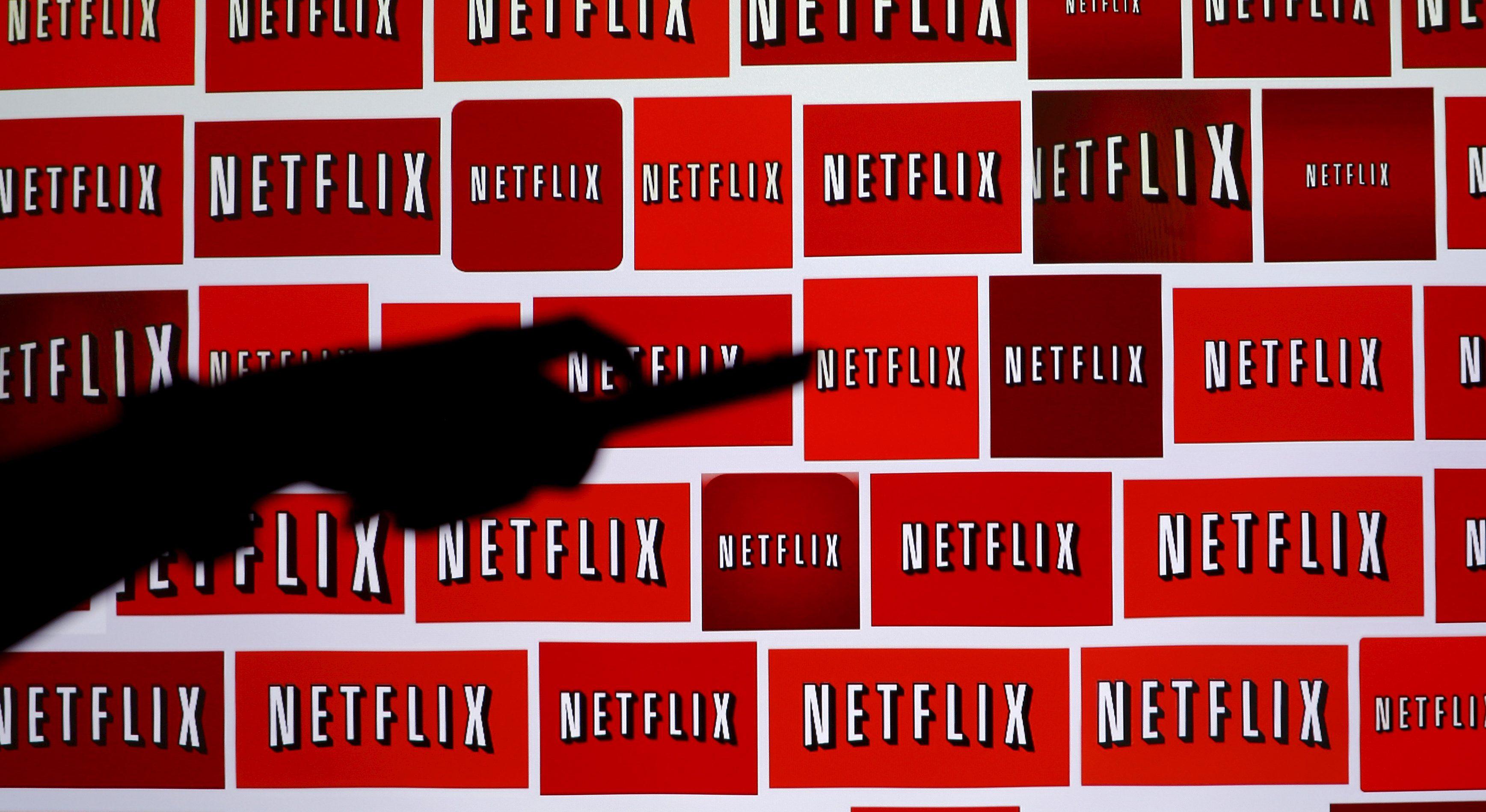 Netflix logo: Will Netflix start showing ads?