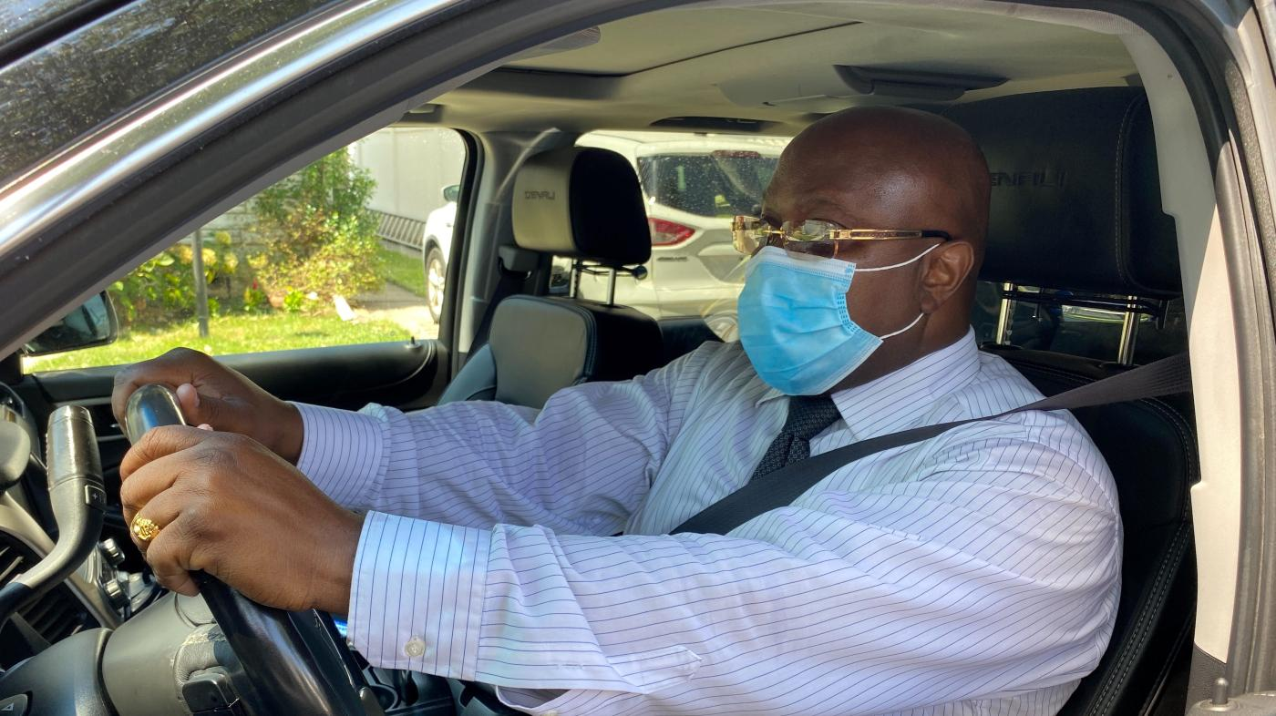 Getting to work safely during the Covid-19 pandemic is a riddle for companies to solve. Uber sees a massive market ready for disruption.