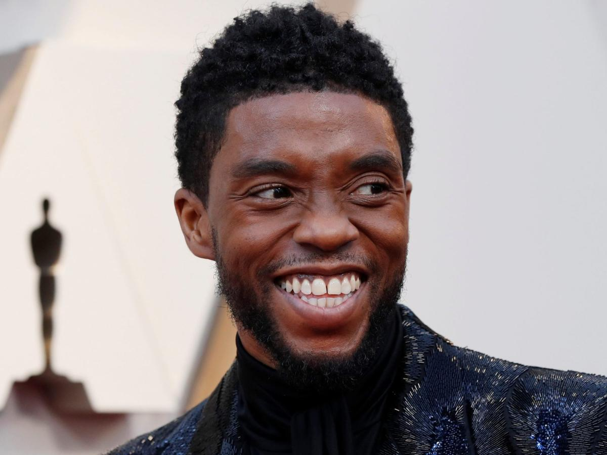 Why Chadwick Boseman chose to keep working during cancer — Quartz at Work