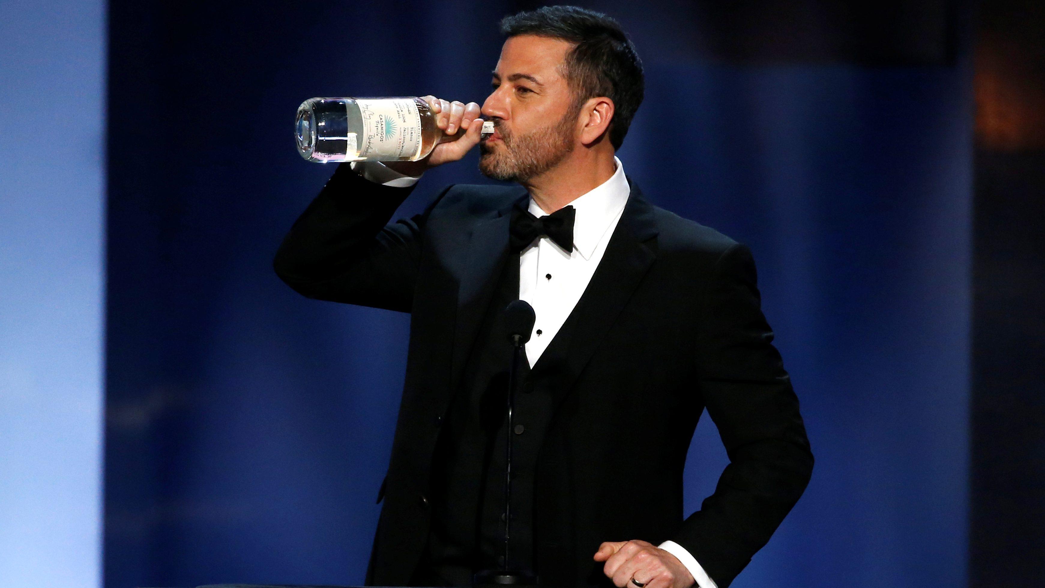 jimmy kimmel awards show host