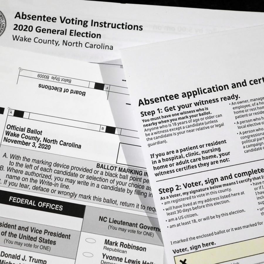 Why The Us Absentee Ballot Is So Poorly Designed Quartz
