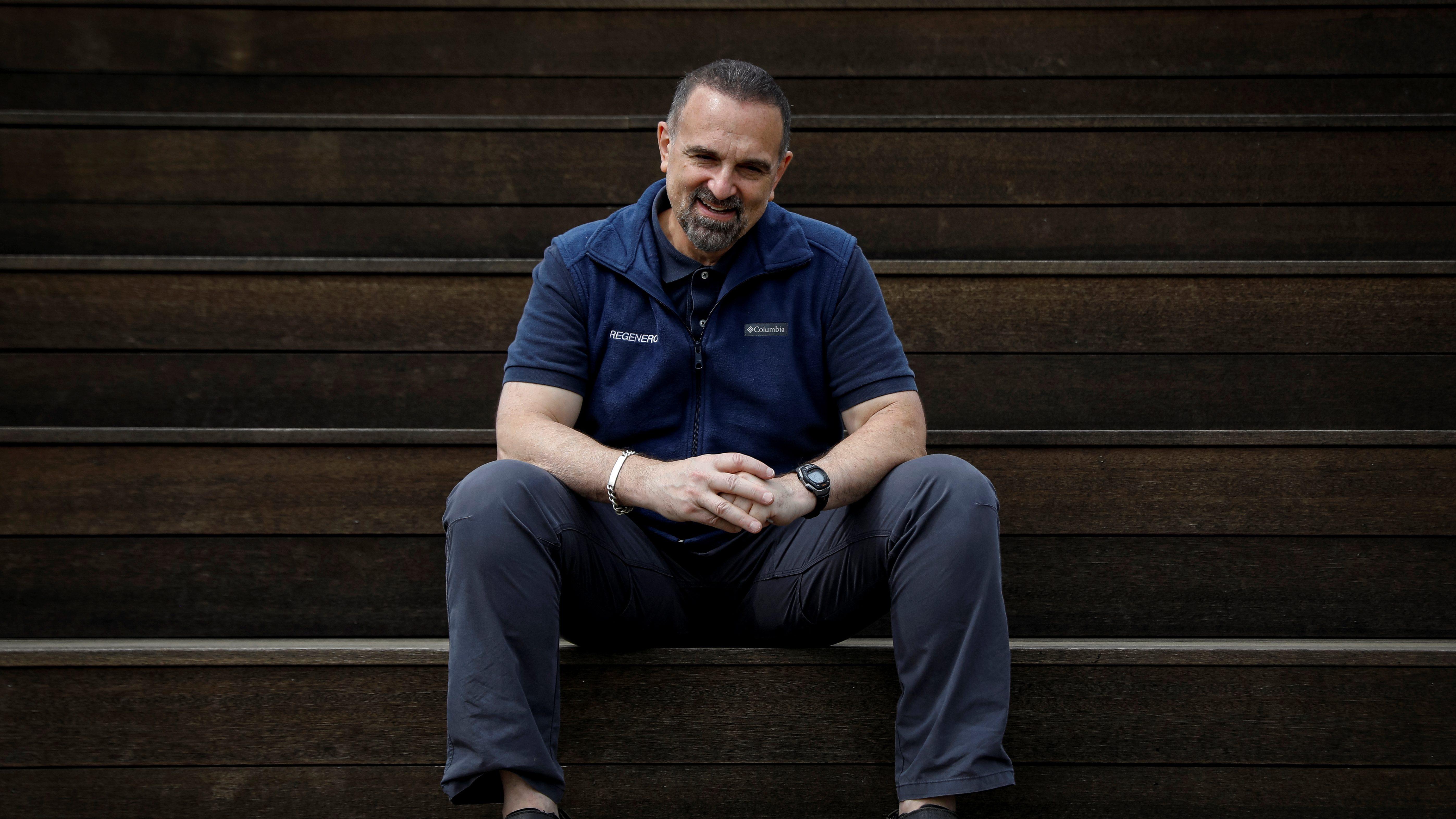 Regeneron co-founder George Yancopoulos.