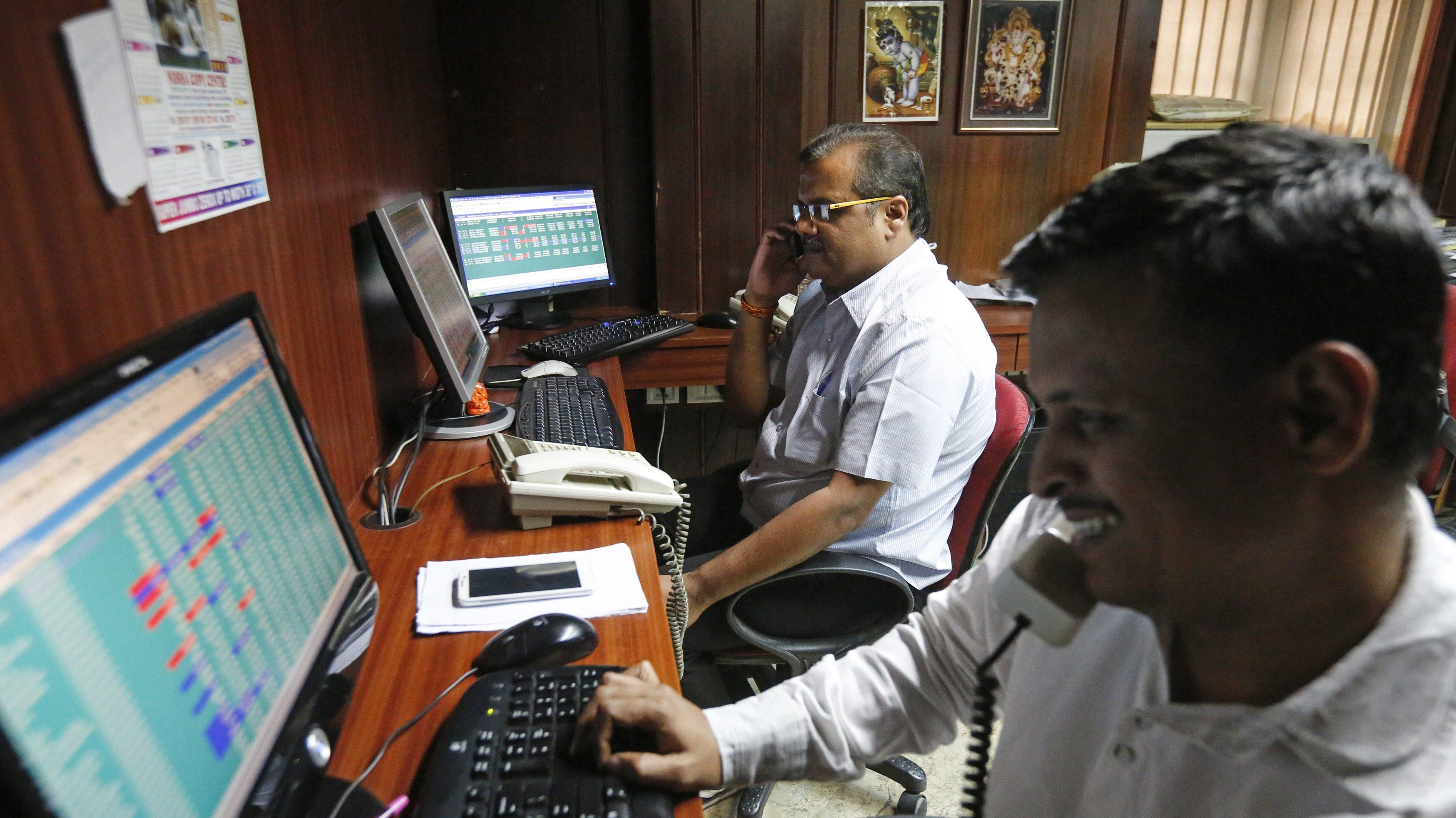 Indian stock markets-Biden-BSE