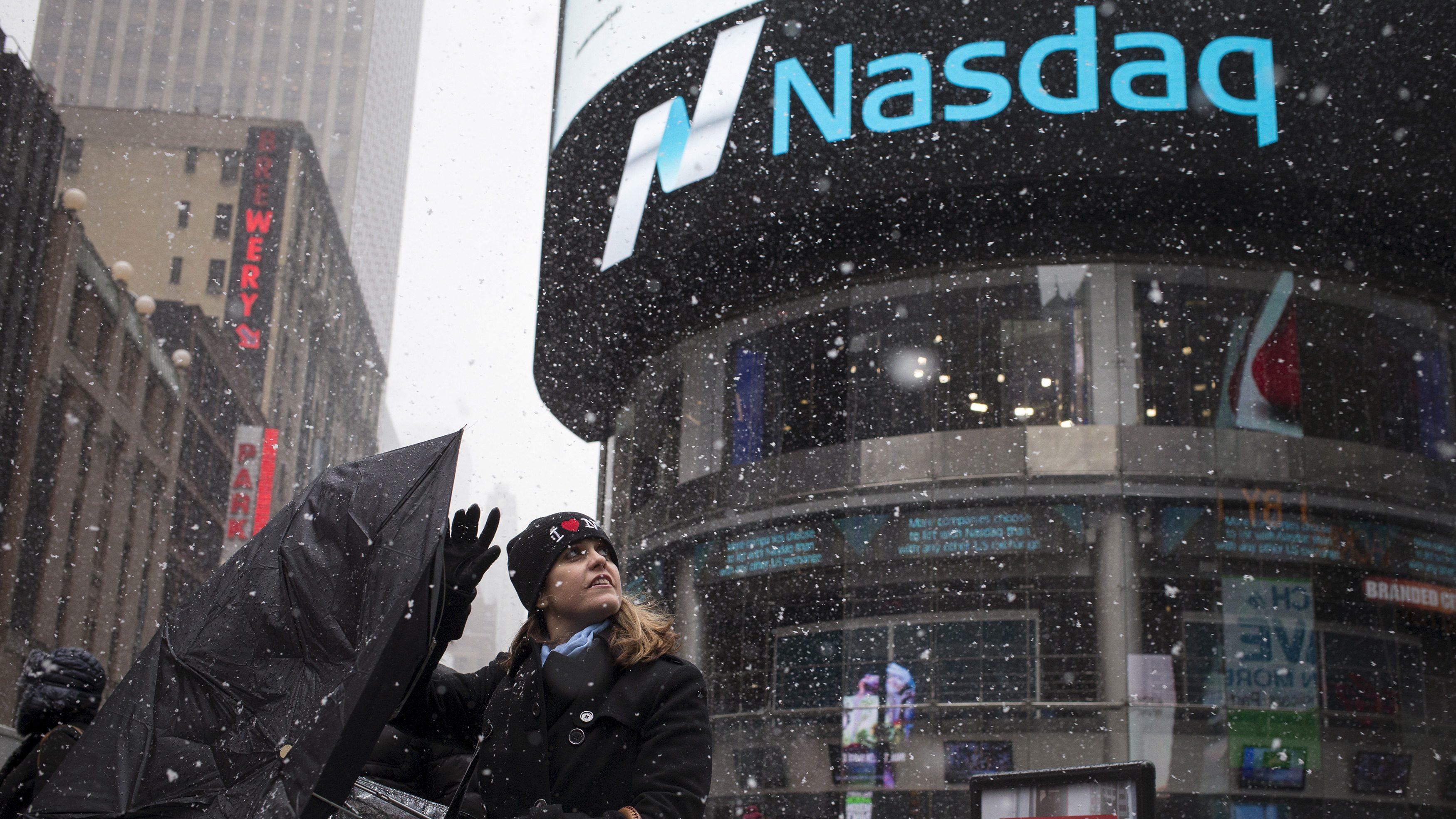 US markets-Tech stocks-India