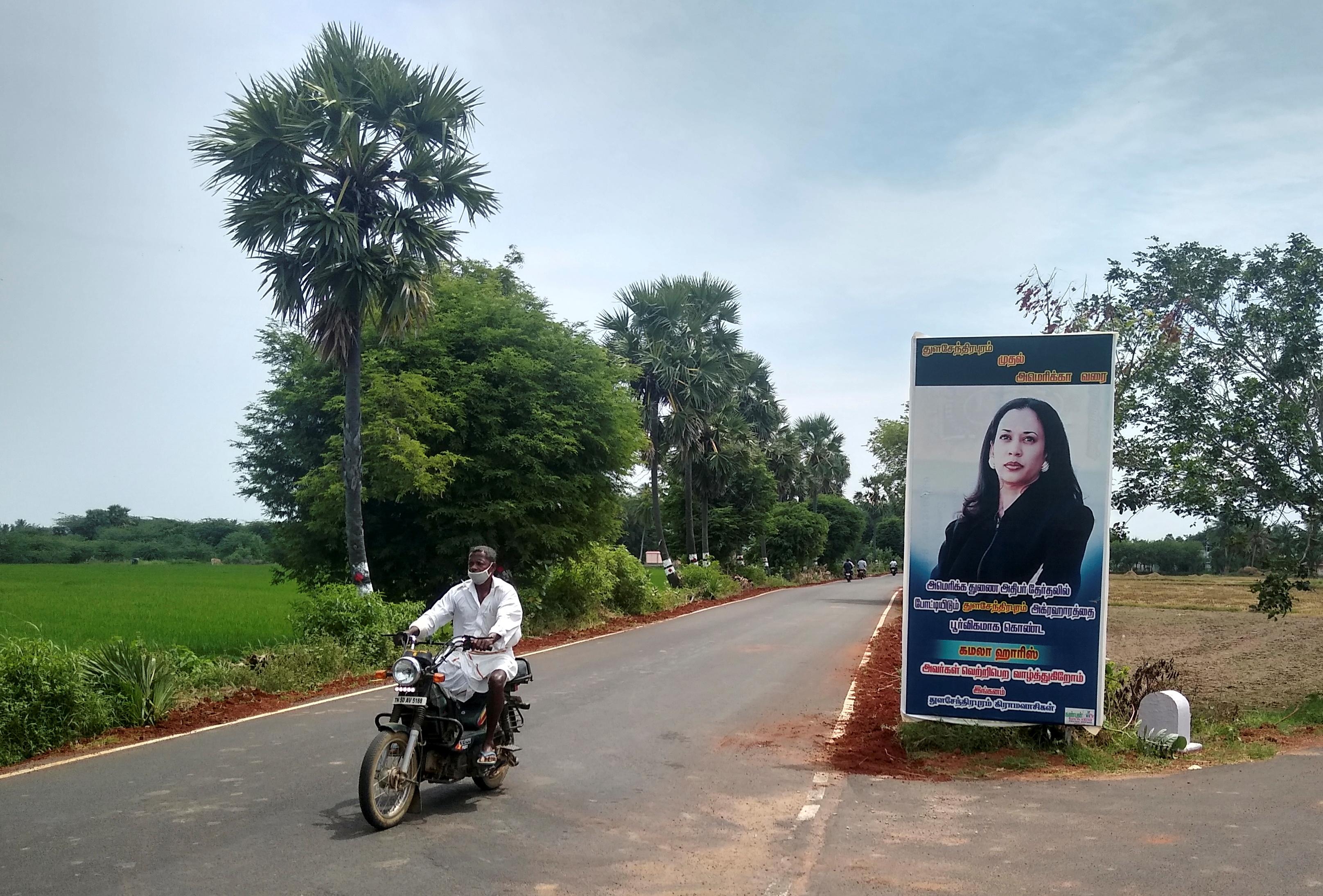 India-Kamala-Harris