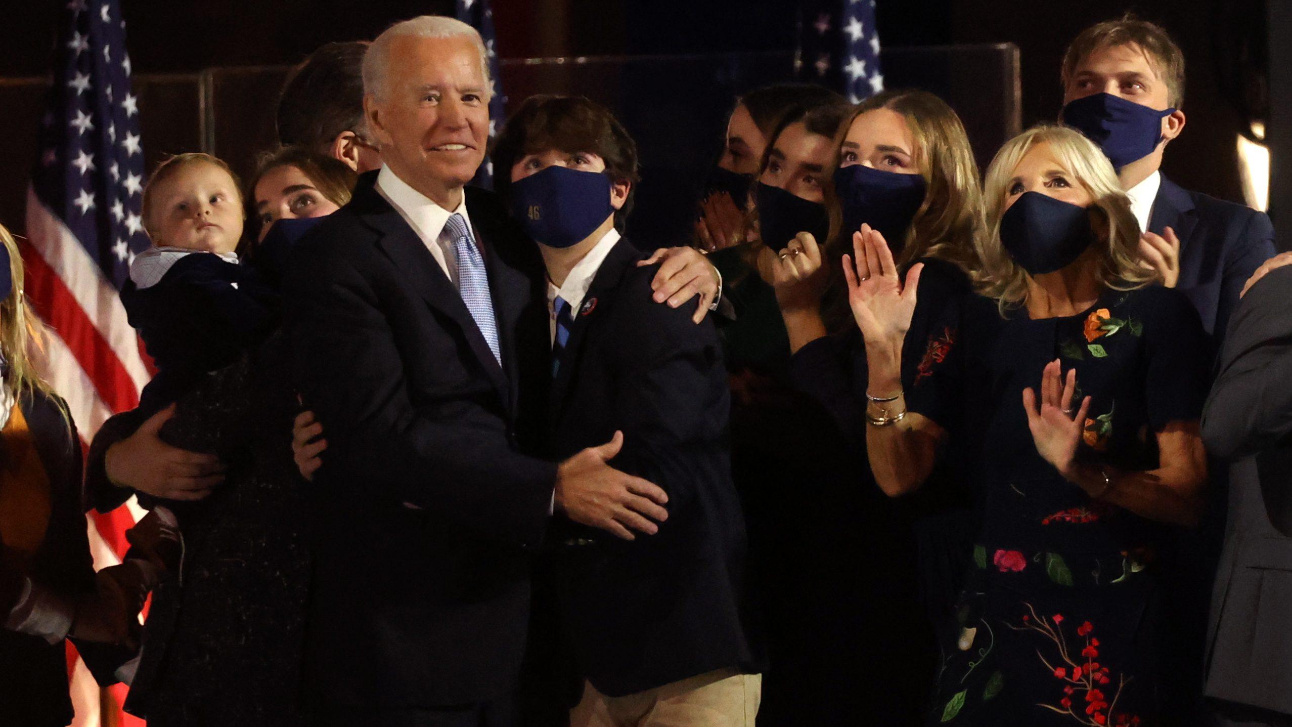 Meet Joe Biden's family — Quartz