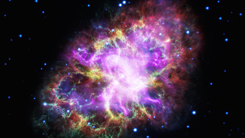 crab nebula supernova