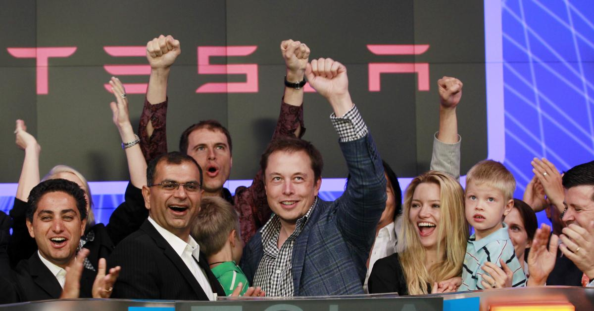 Even after GameStop, Tesla remains the most shorted stock in the world