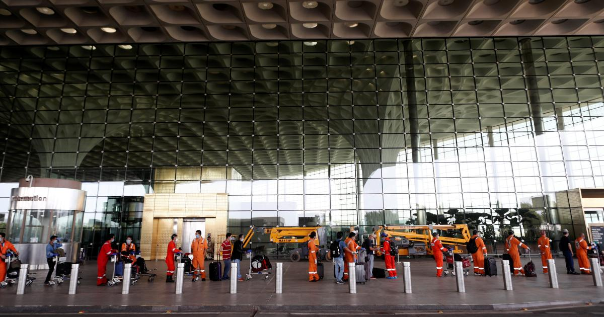 How Mumbai airport is preparing to transport the Covid-19 vaccine