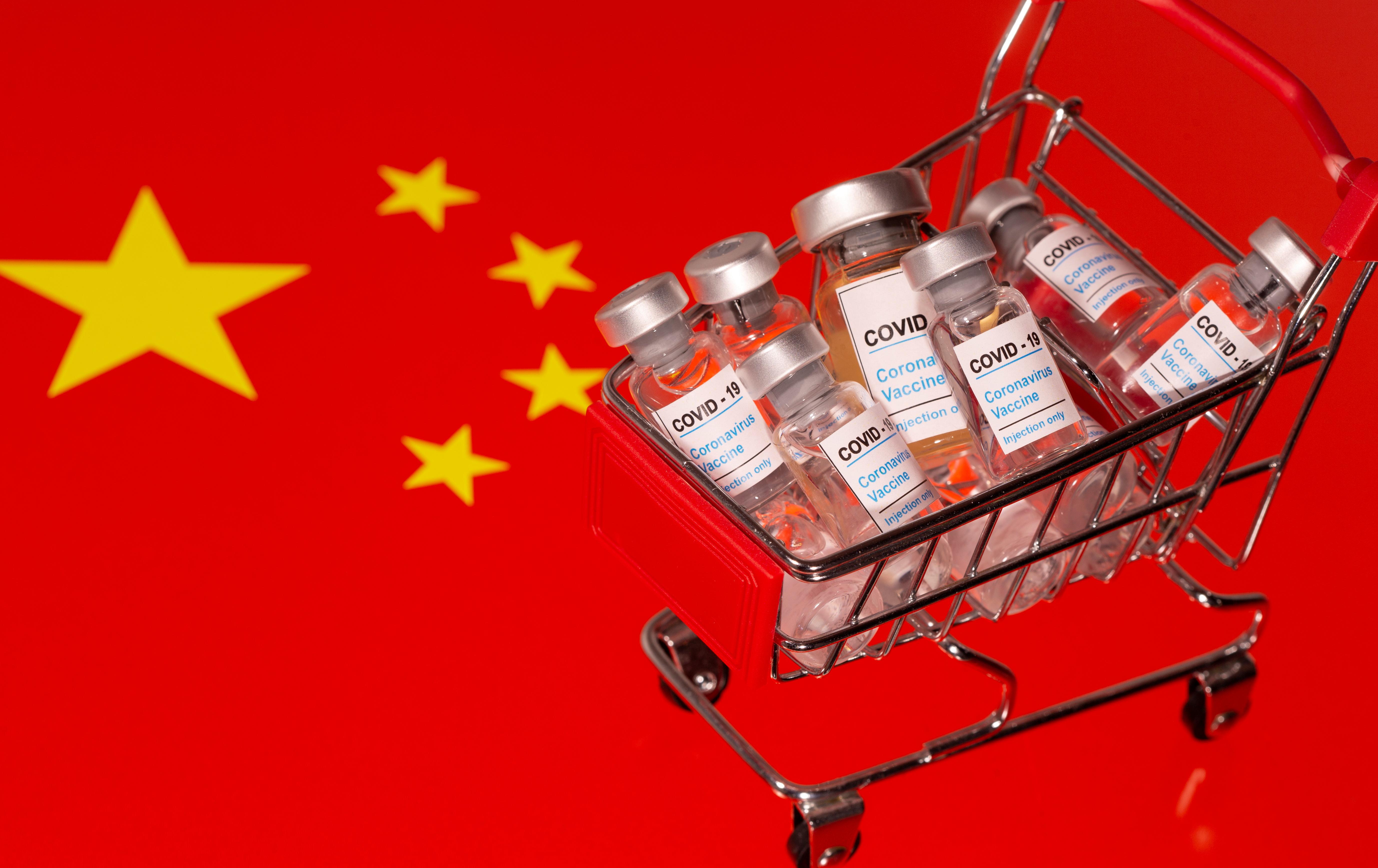 China's coronavirus vaccines